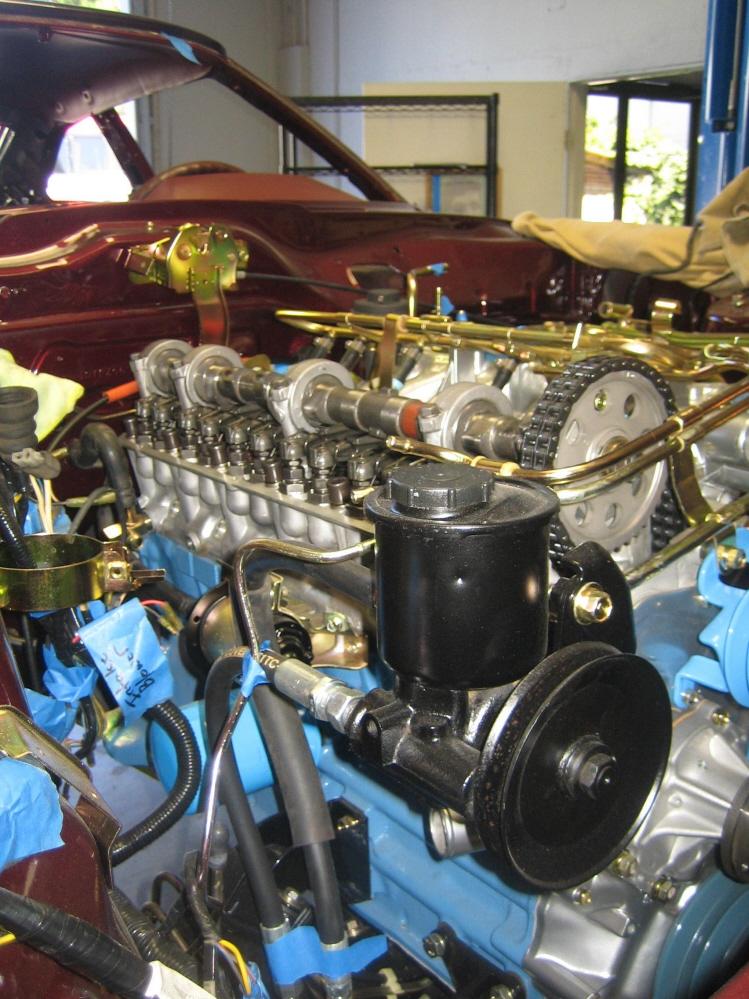 Z-Car Blog » Post Topic » Datsun 280zx Restoration