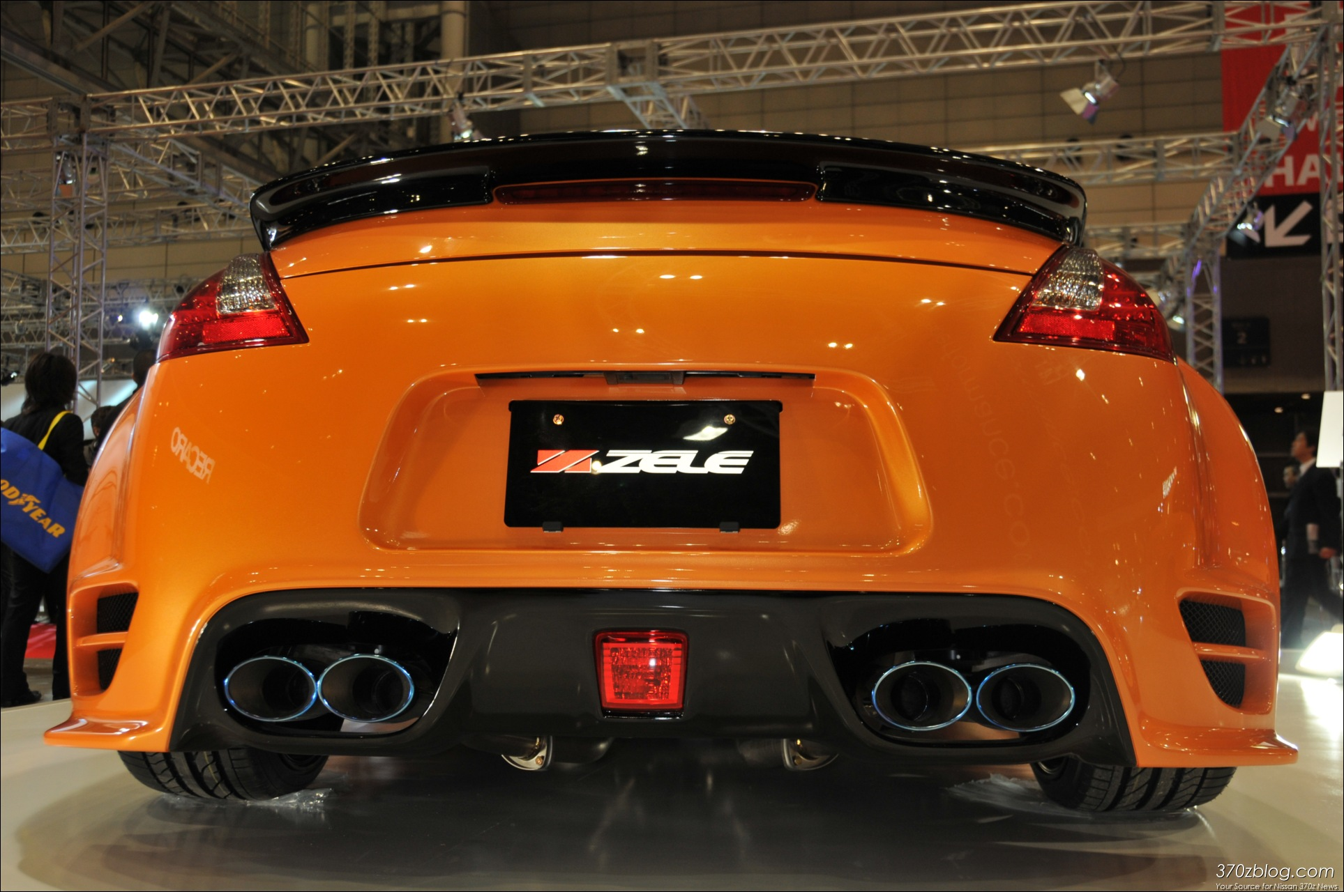 Nissan Of Chattanooga >> Zele kit and exhaust questions - Nissan 370Z Forum