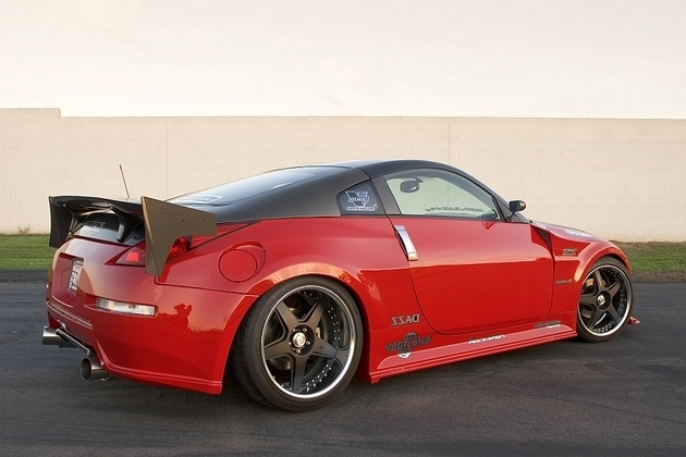 Posting This For A Customer Please See His Contact Info Below Thanks 2004 Nissan 350z
