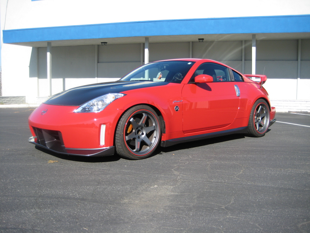 z car blog nismo 350z. Black Bedroom Furniture Sets. Home Design Ideas