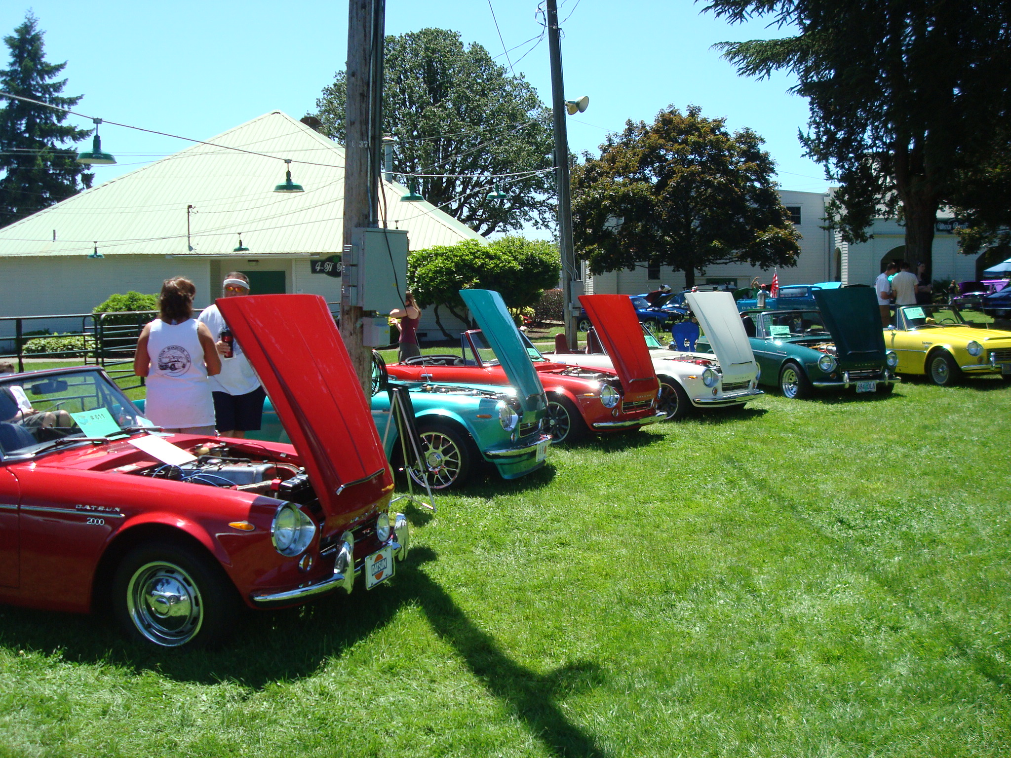 Canby Oregon Car Show