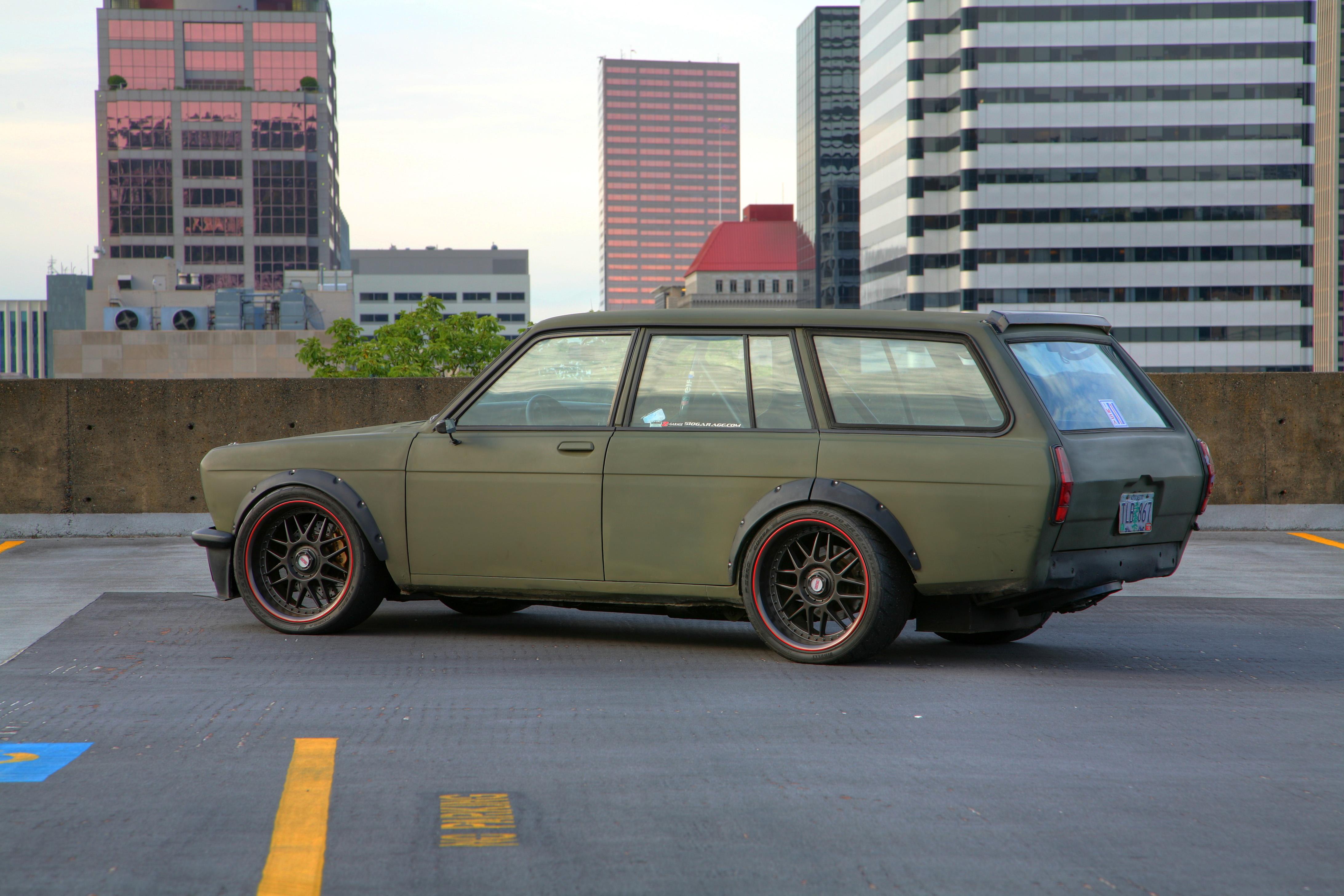 Z Car Blog 187 Post Topic 187 One Bad Wagon