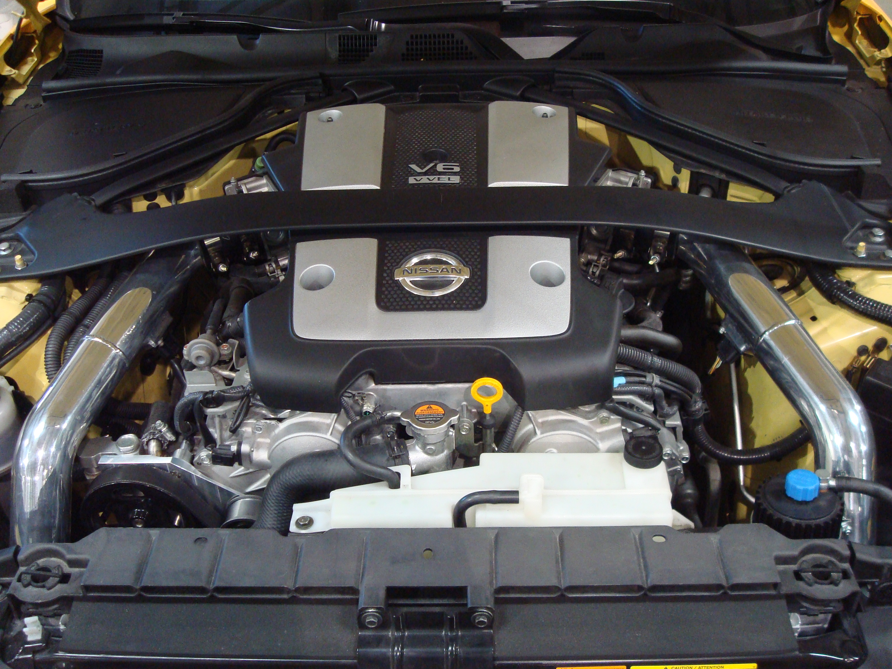 Z-Car Blog » Post Topic » GTM Supercharged 370z