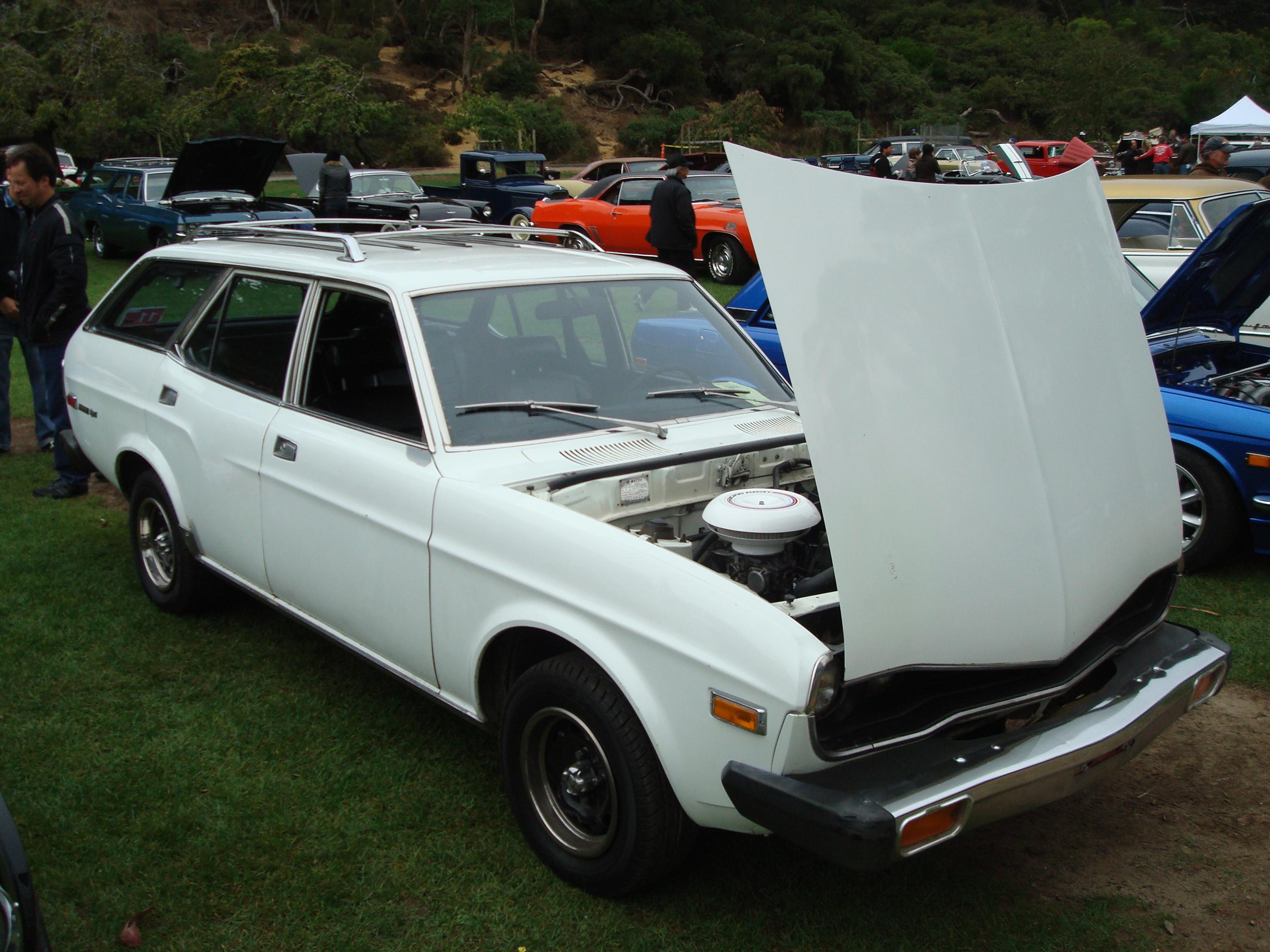 Z-Car Blog » 1974 Mazda RX-4