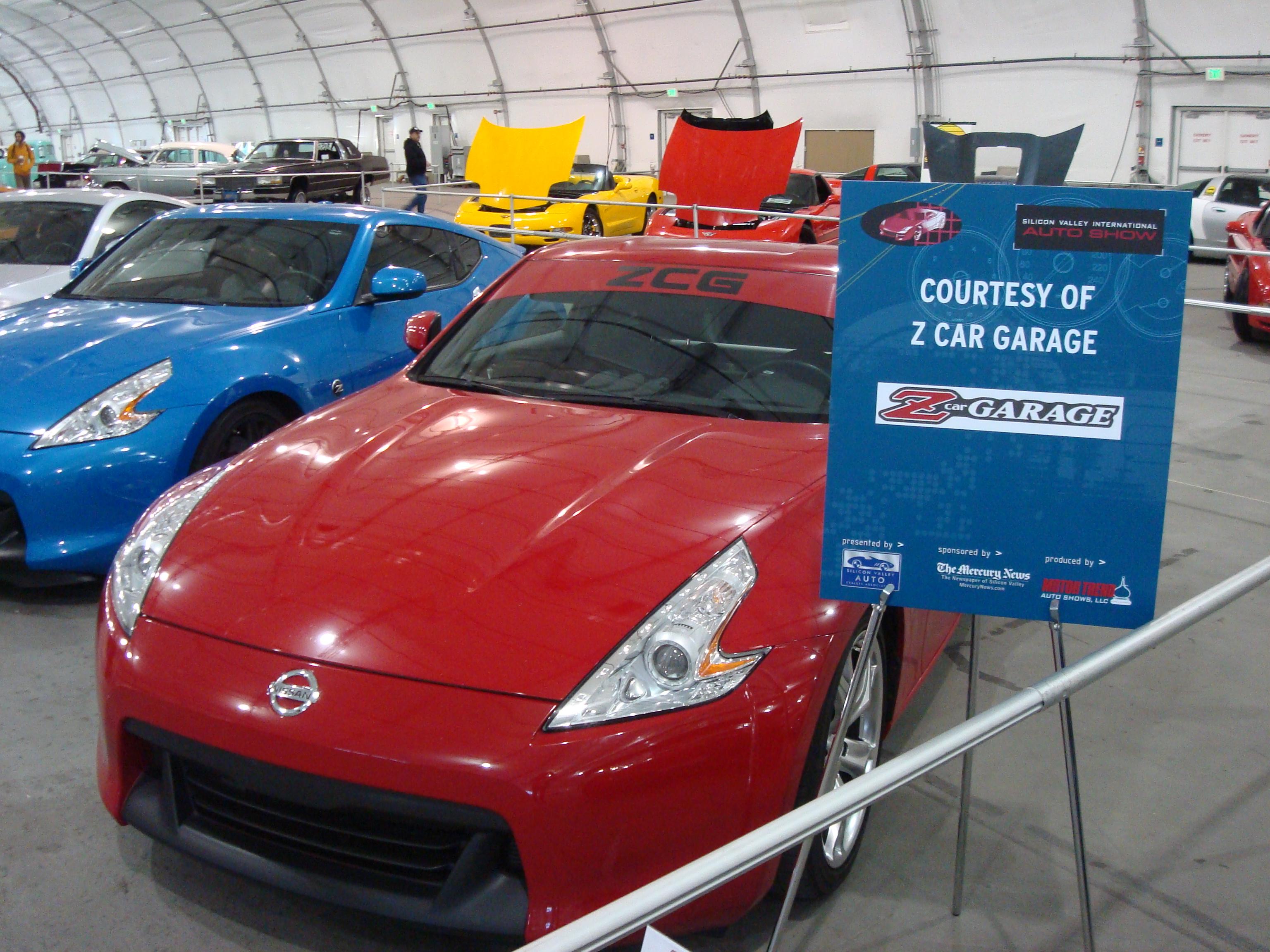 ZCar Blog Events - San jose international car show