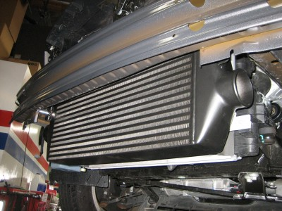 Enjoy The Ride Michael And May Your Second Car Be A Nissan Rob Here Are Few More Pics Of Install Intercooler Very Low Key