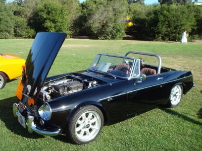 Z Car Blog Post Topic Palo Alto Concours Report 6 26 11