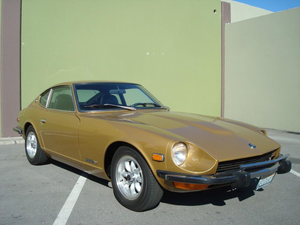 Nissan Of Alvin >> Z-Car Blog » Post Topic » 1974 Datsun 260z For Sale
