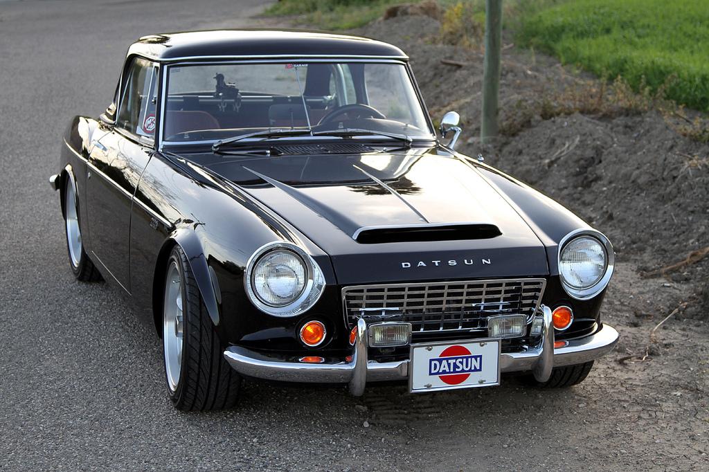 Z Car Blog 2012