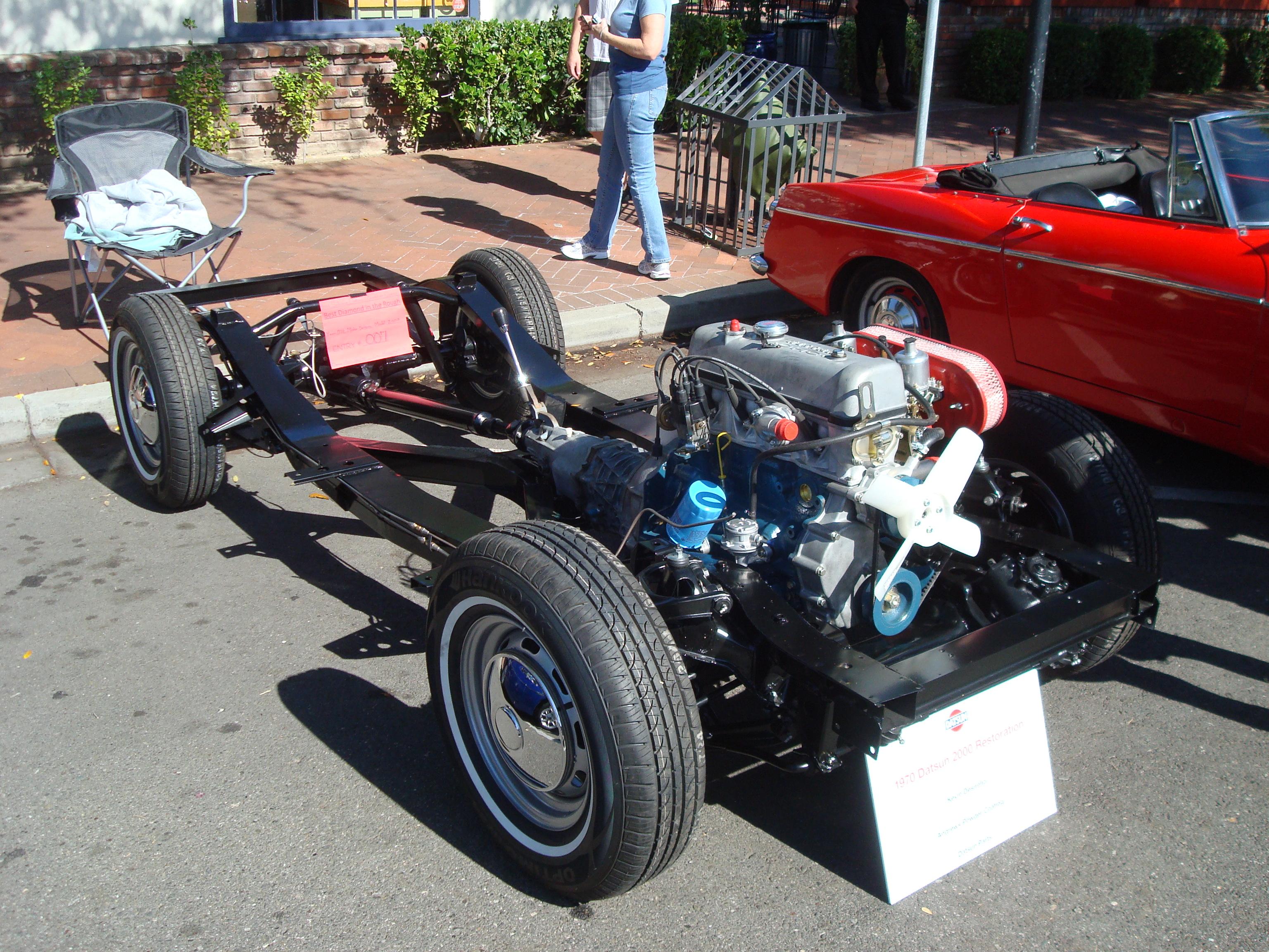 Datsun 620 Sr20det Brad S Turbo Sr20det Datsun 1600 Car