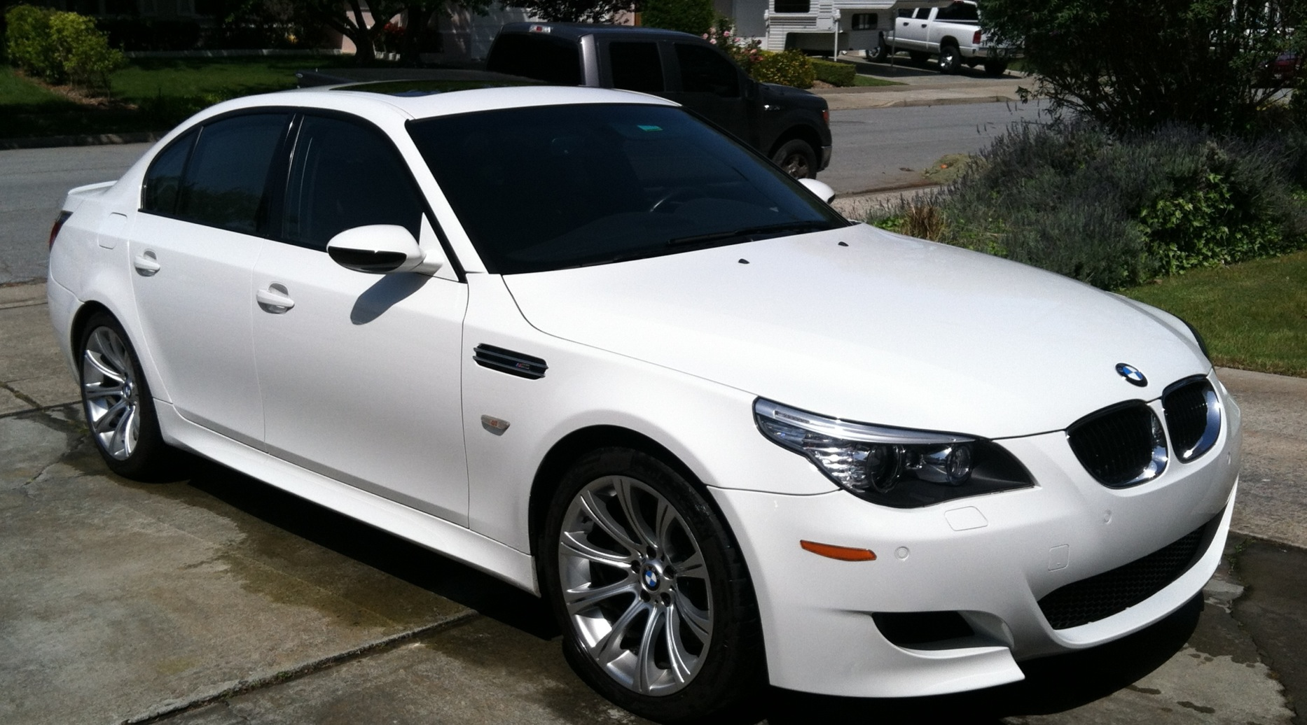 Z Car Blog 187 2008 Bmw M5