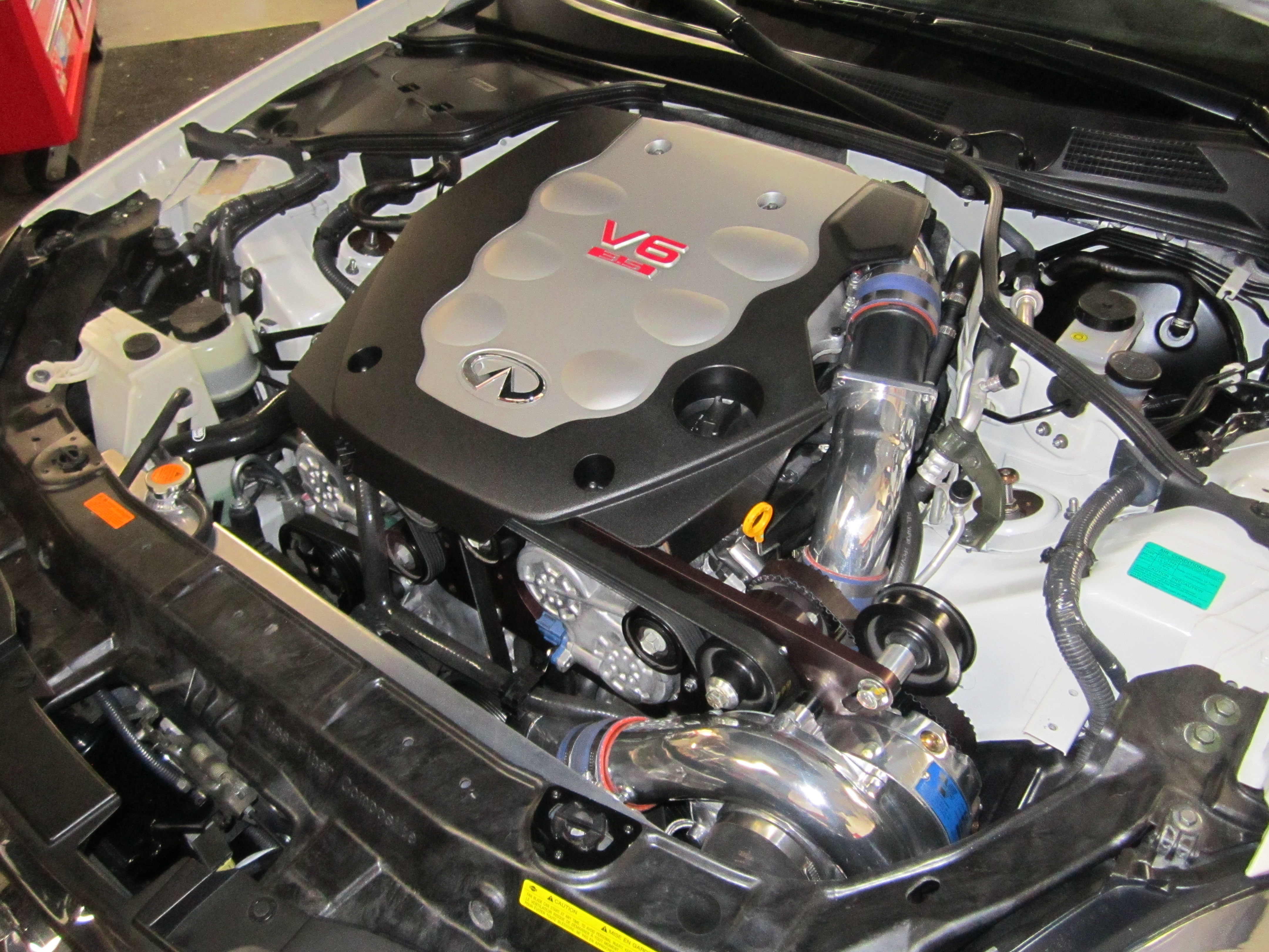 Z Car Blog 187 2007 Infiniti G35 Coupe Supercharged