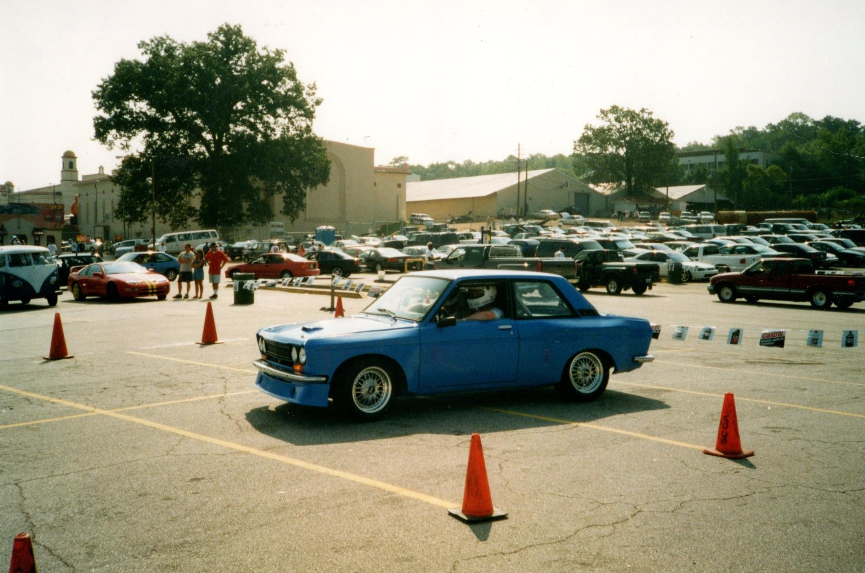 Z-Car Blog » Post Topic » Old School Boost: Box-Flared ...