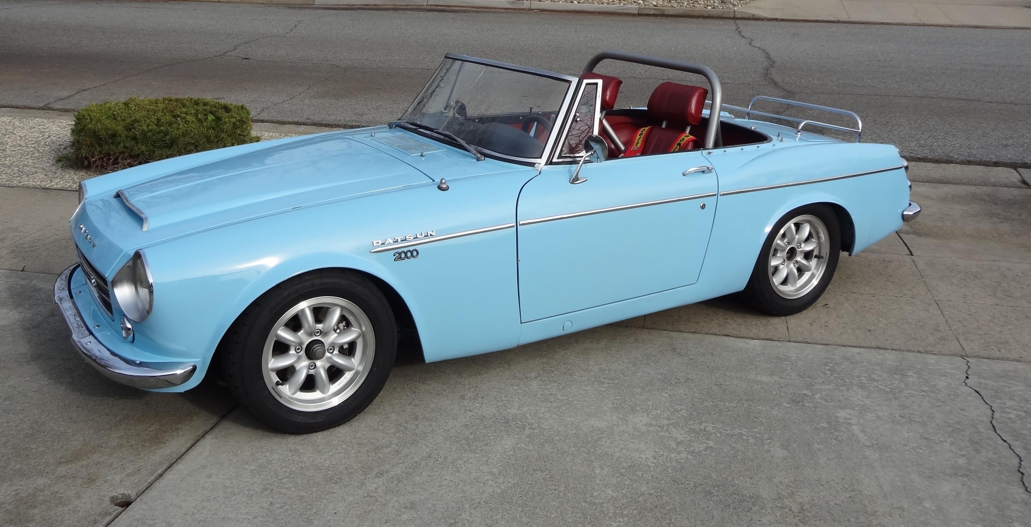 front & rear suspenion eplacemenn & modifcation - Page 2 - Datsun ...