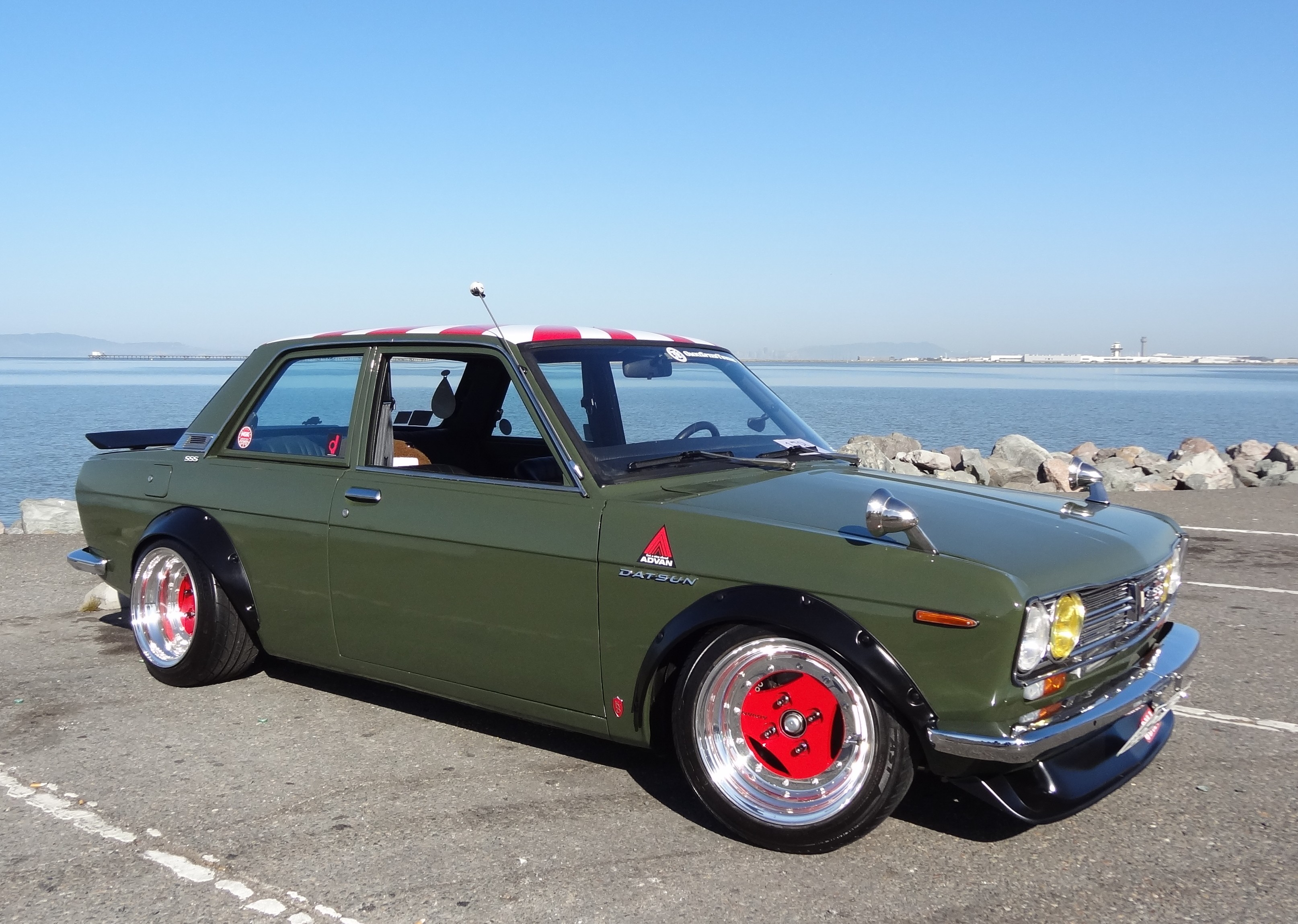 Nissan datsun 510 truck - It