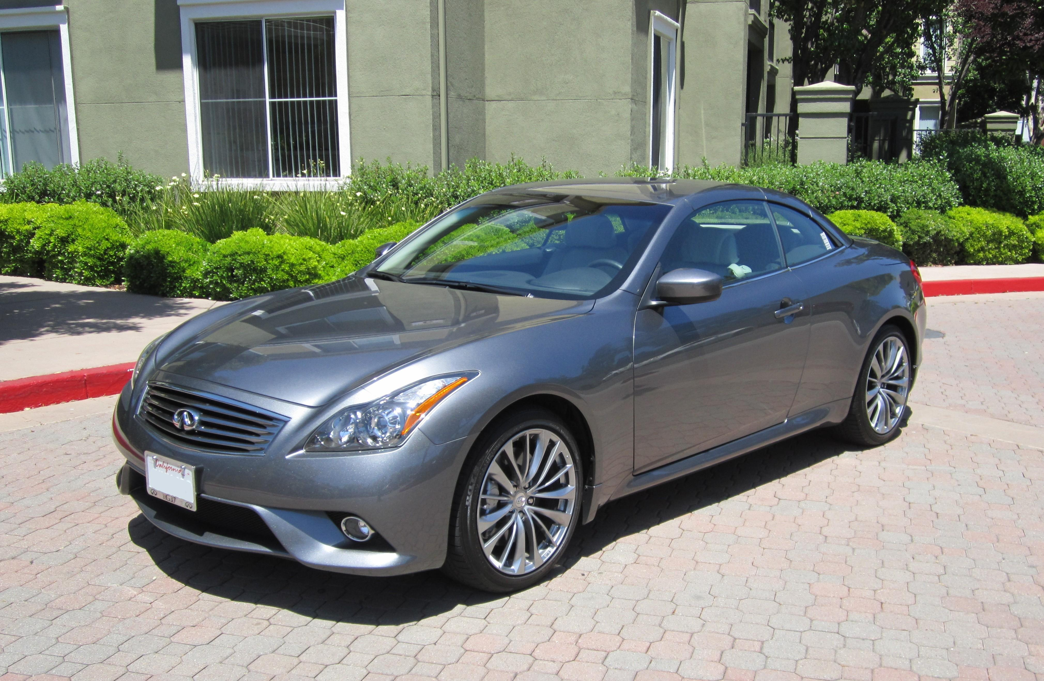 review coupe g convertible infinity parkers infiniti
