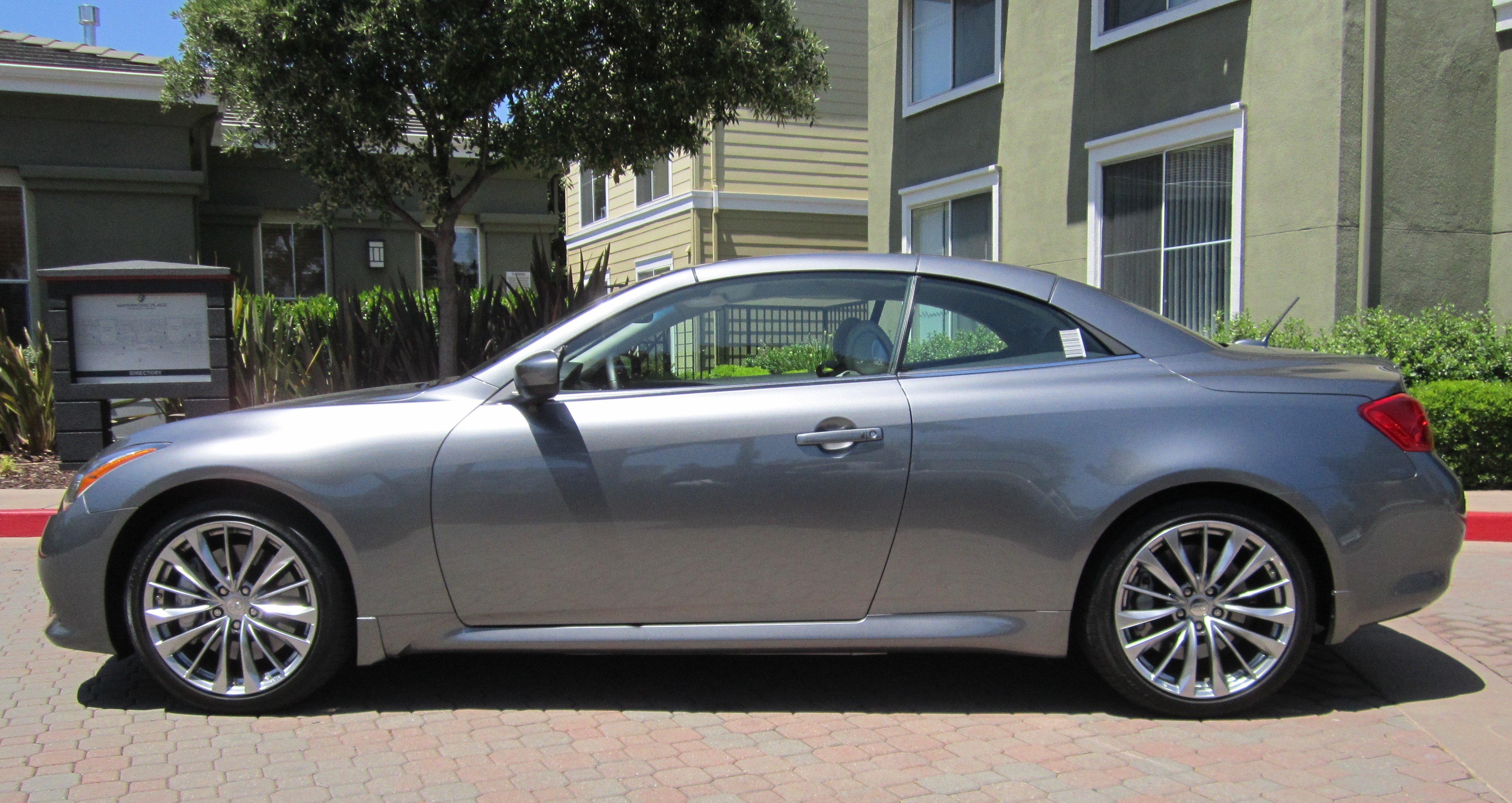 Z-Car Blog » Infiniti G37