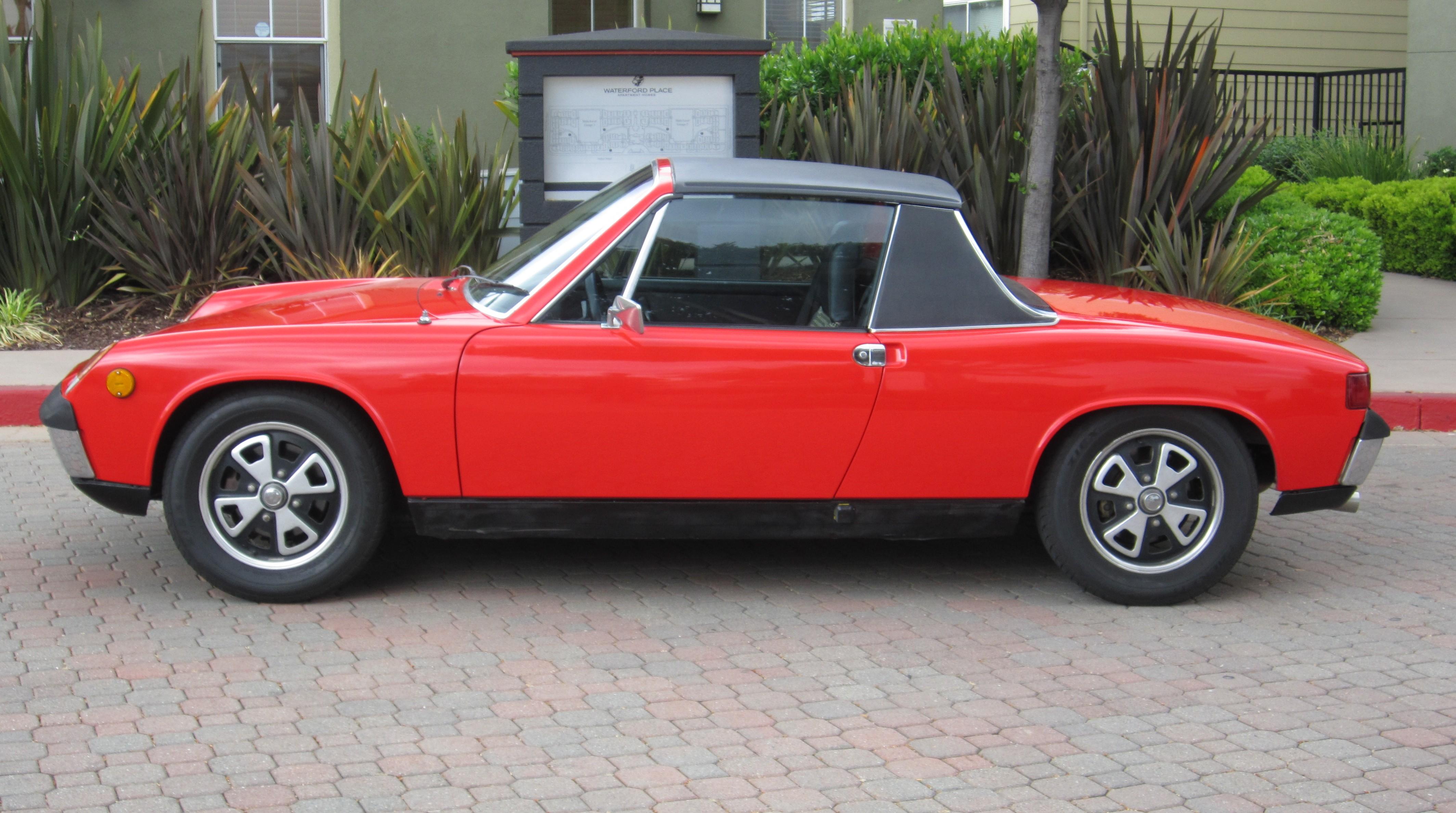 Z-Car Blog » Post Topic » German Old School: Peter\'s 914