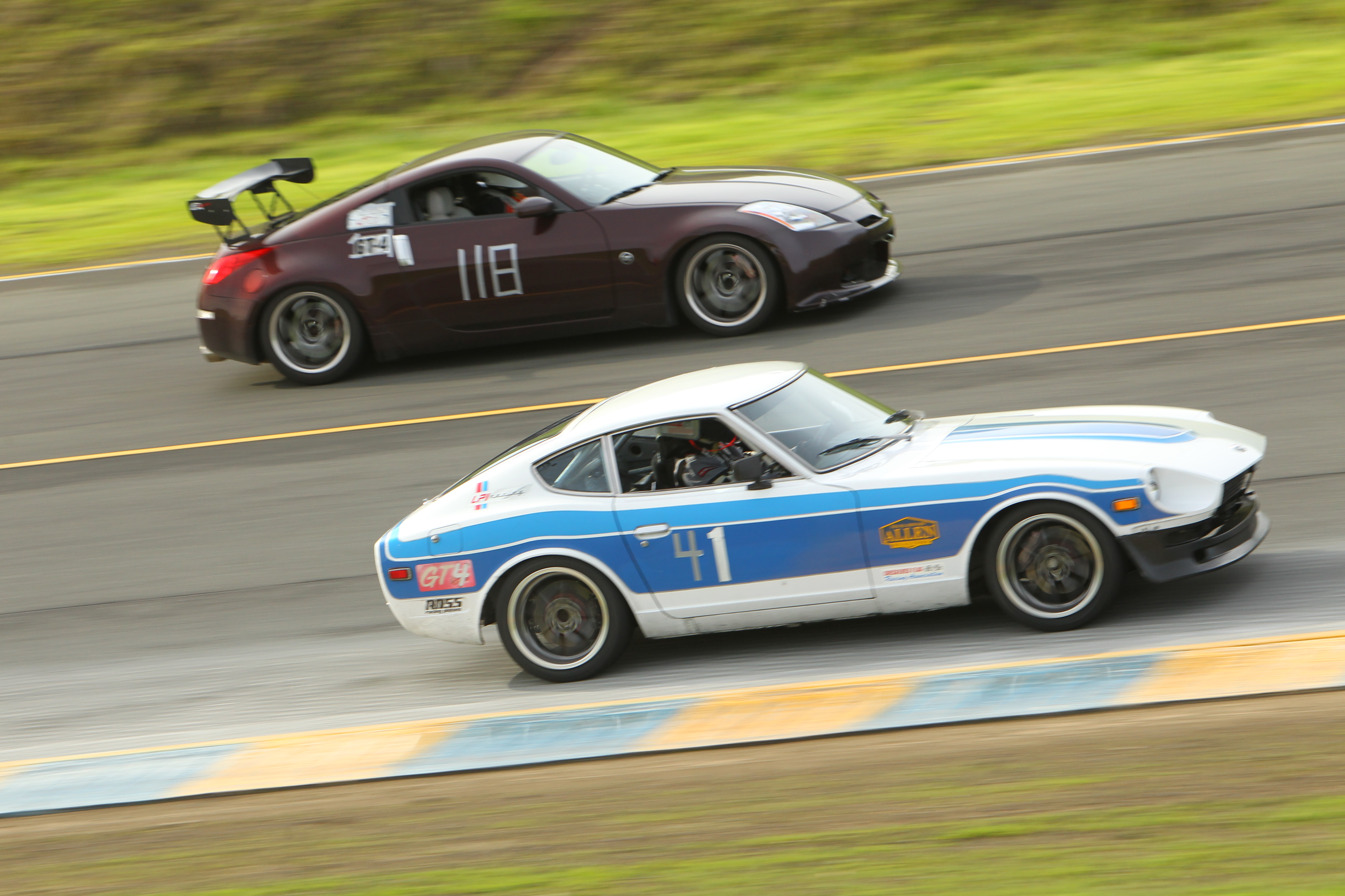 Z-Car Blog » 1970 Datsun 240z Race Car