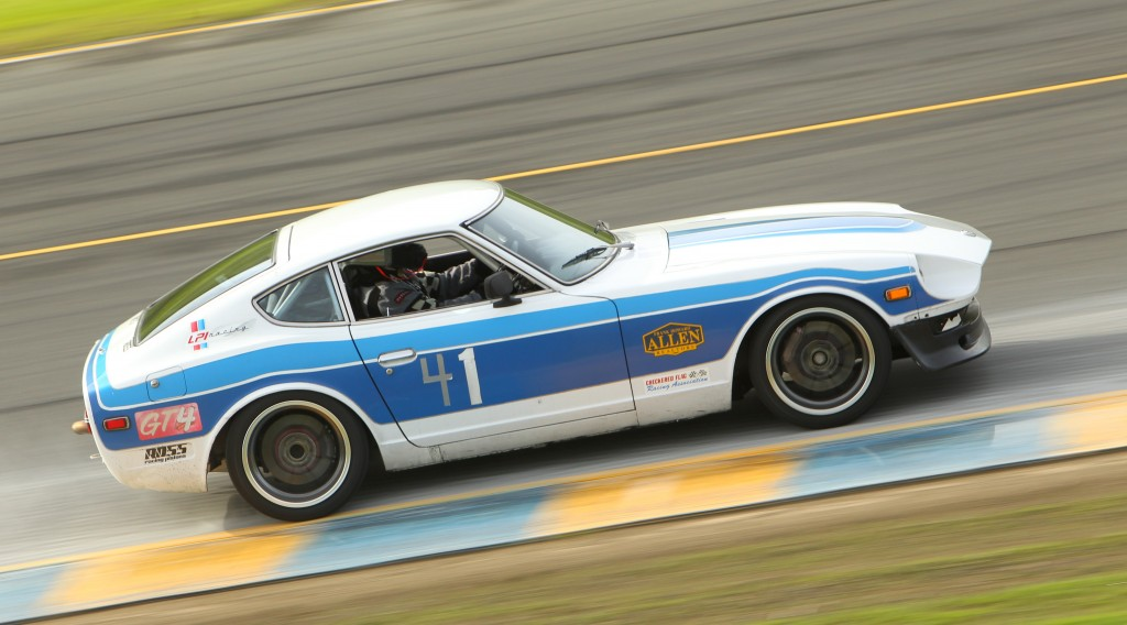 Worksheet. ZCar Blog  1970 Datsun 240z Race Car