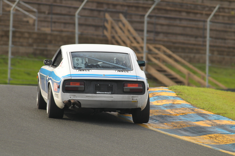 Z-Car Blog » 1970 Datsun 240z Race Car