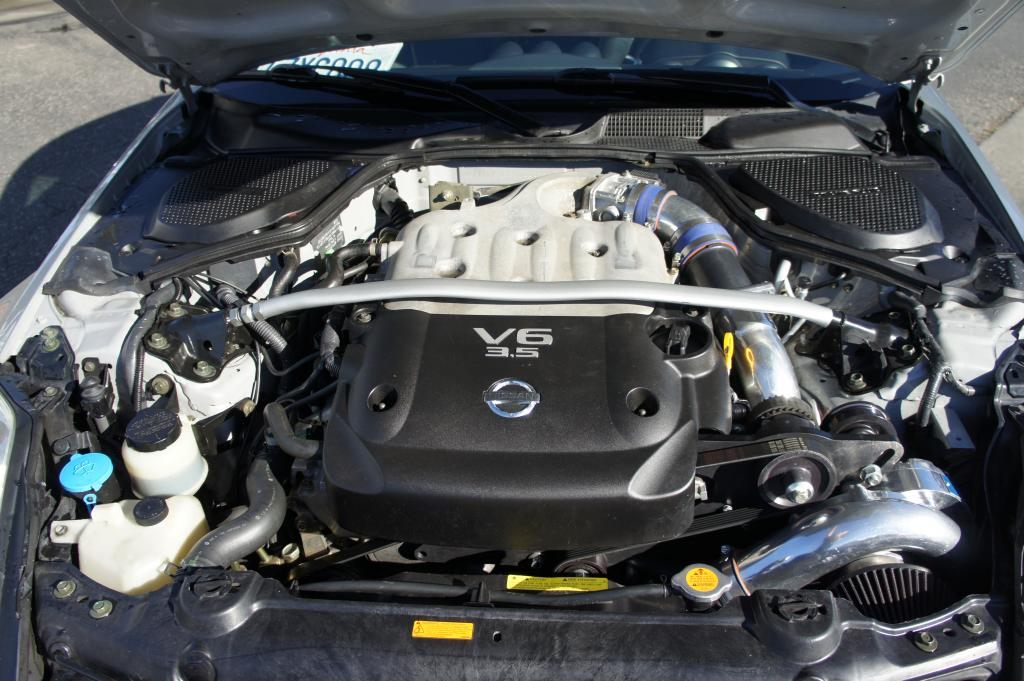 z-car blog » 2003 nissan 350z touring supercharged