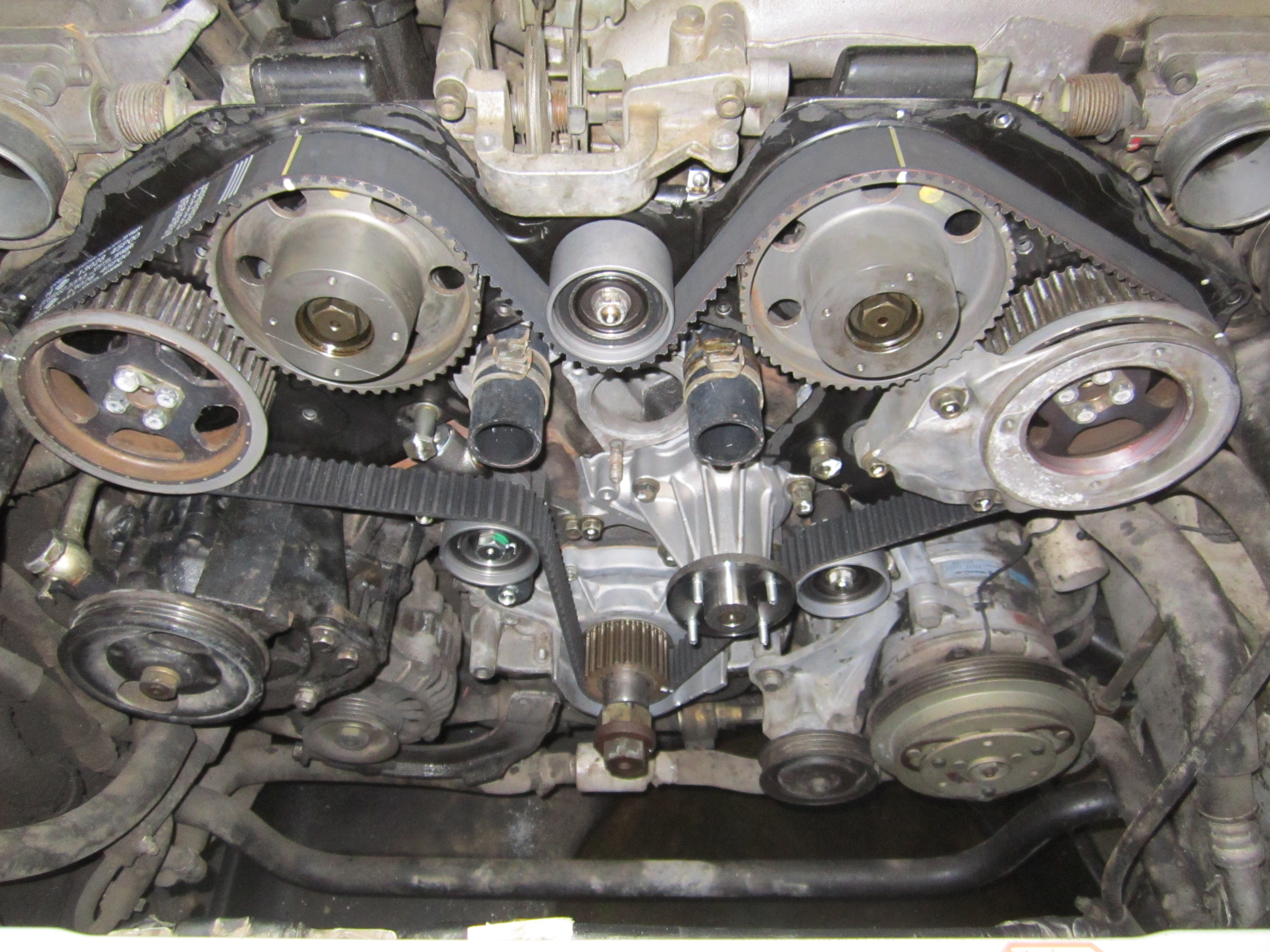 The 1990 1994 Z32TTs Have Fuel Injectors Problems Because Nissan Used A Wet Coil Design This Left Injector Wire Prone To Oxidation Over Time And
