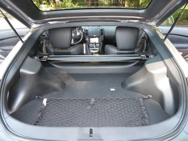 Z-Car Blog » 2009 Nissan 370z