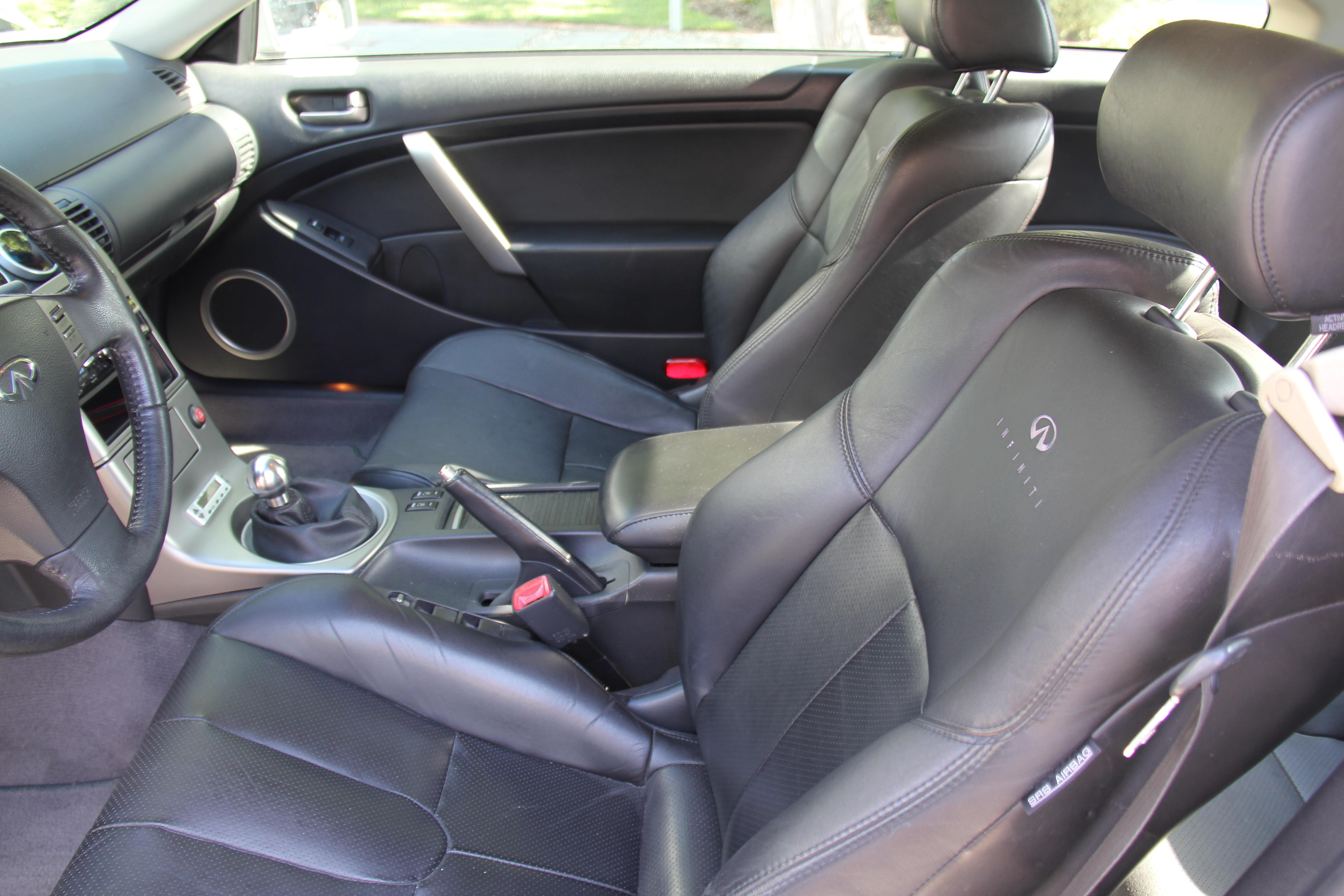 ZCar Blog  2003 Infiniti G35 APS Twin Turbo