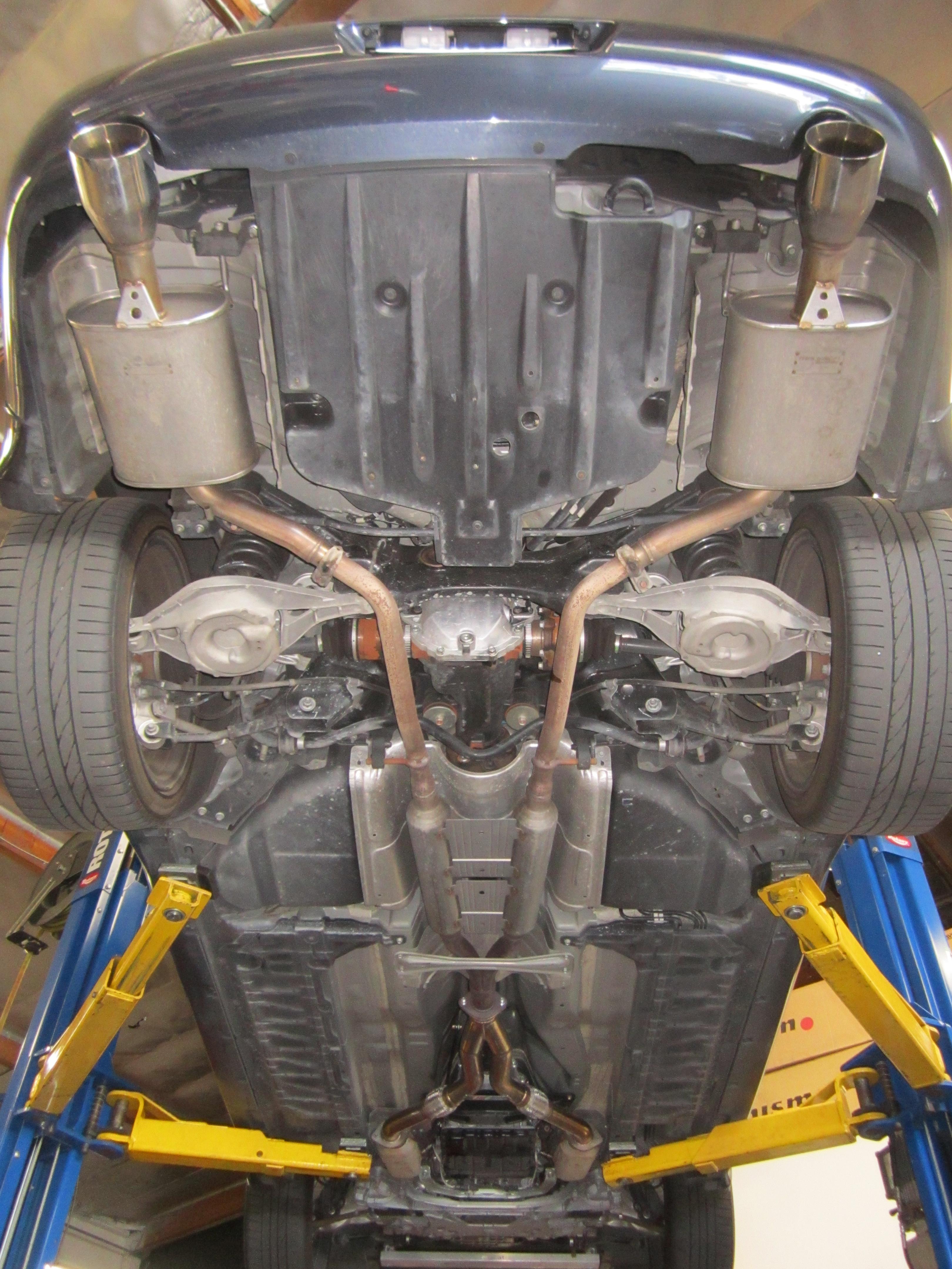 Magnaflow For 08 G35 Sedan    Infiniti