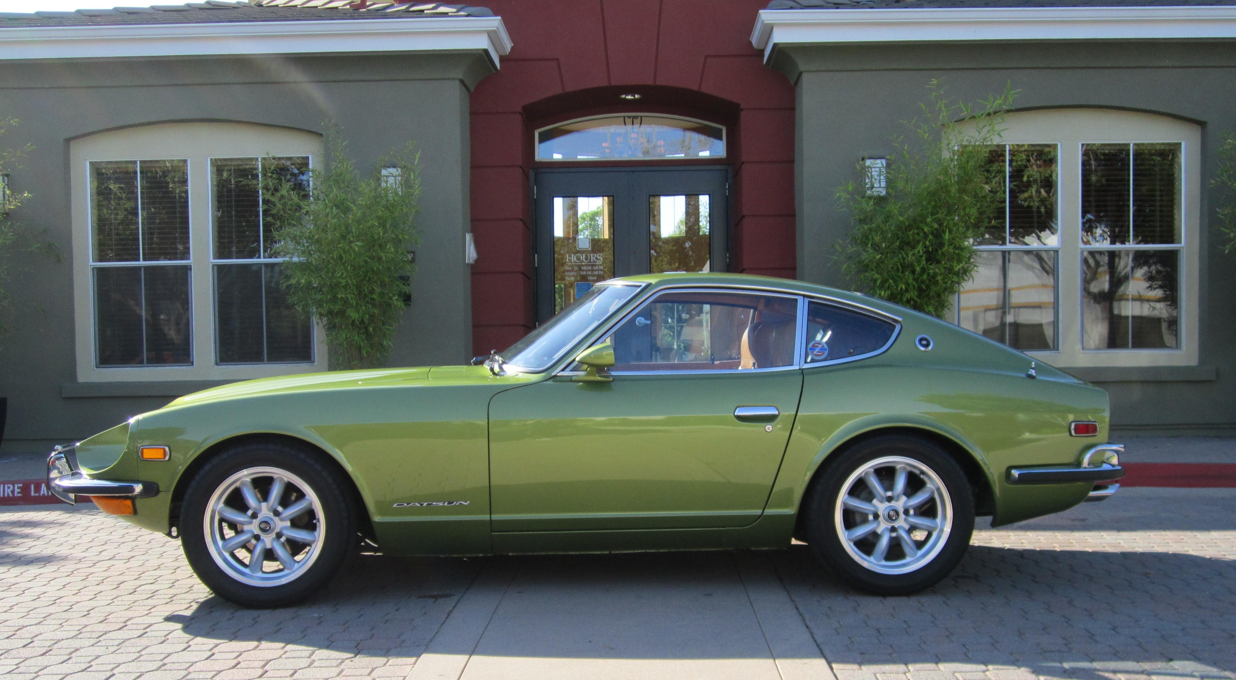 Z-Car Blog » Post Topic » For Sale: 1973 Datsun 240z