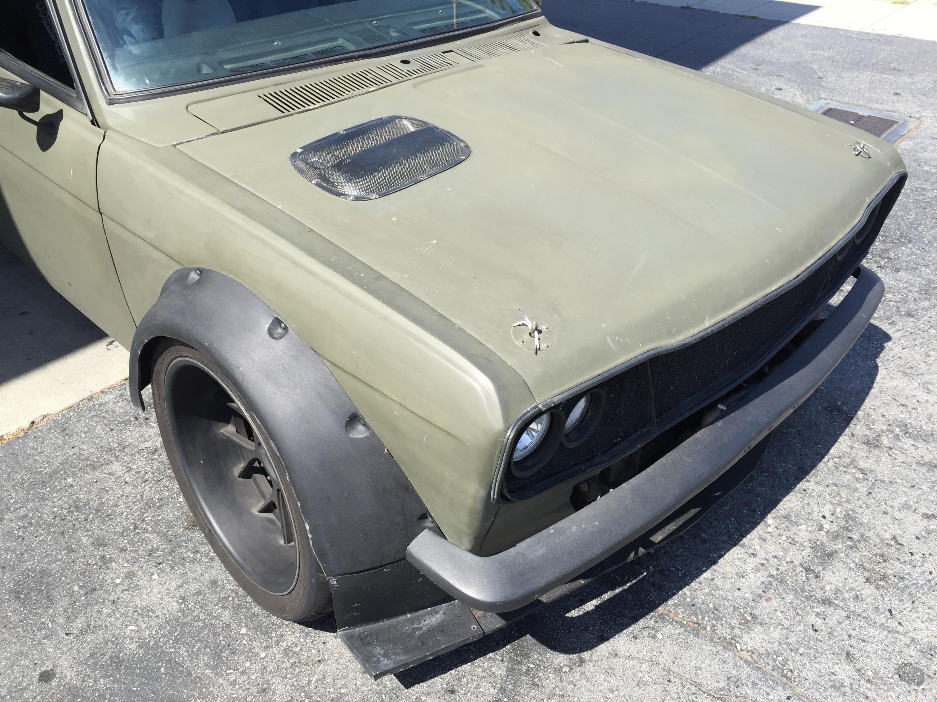 Z Car Blog 2015 May