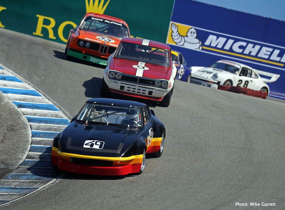 Z-Car Blog » monterey motorsports reunion