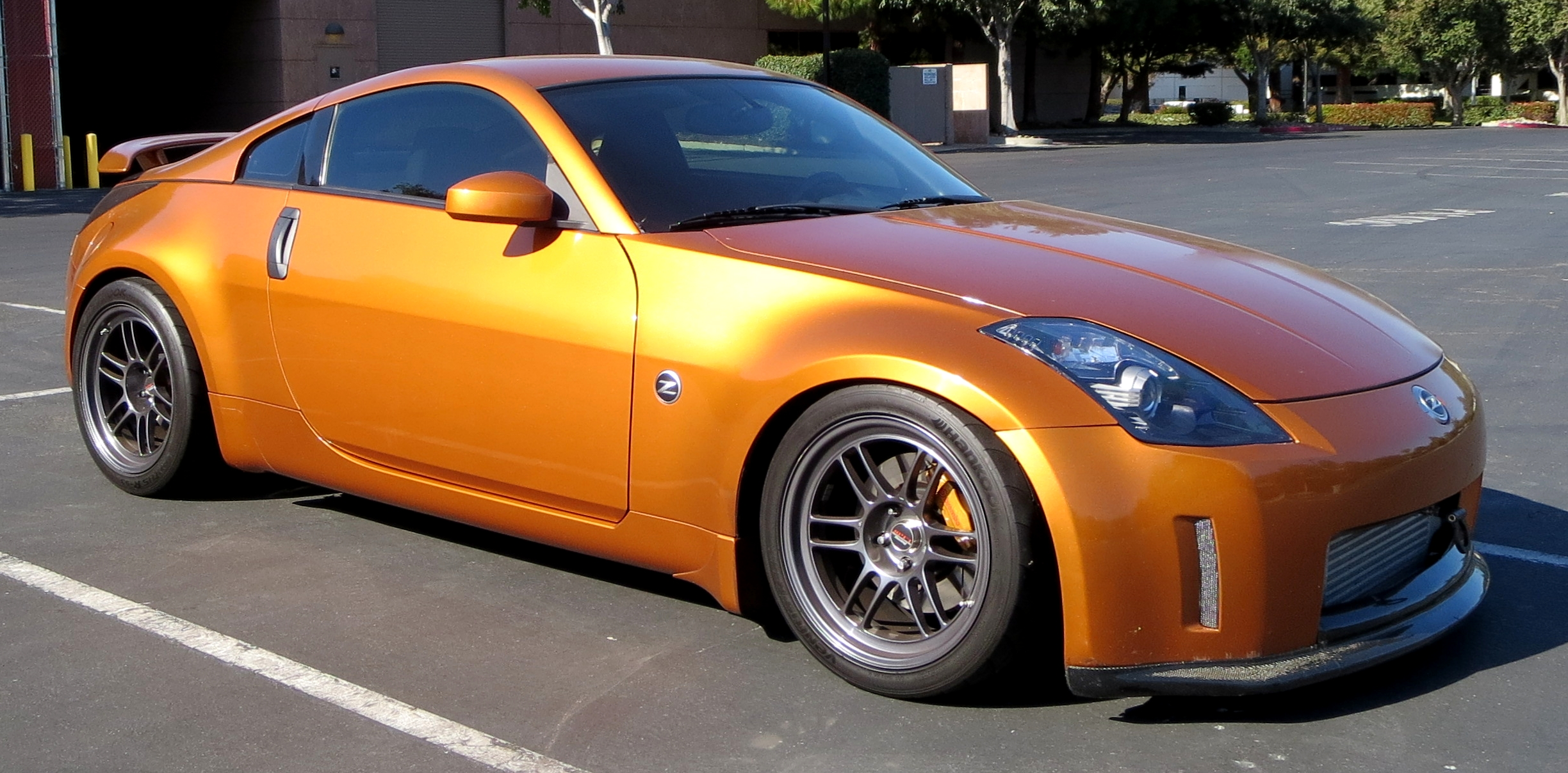 Steve B S 2003 Nissan 350z Is For Zcg Built Tuned And Maintained It Ready To Be Enjoyed On The Street Track More Information Visit Our