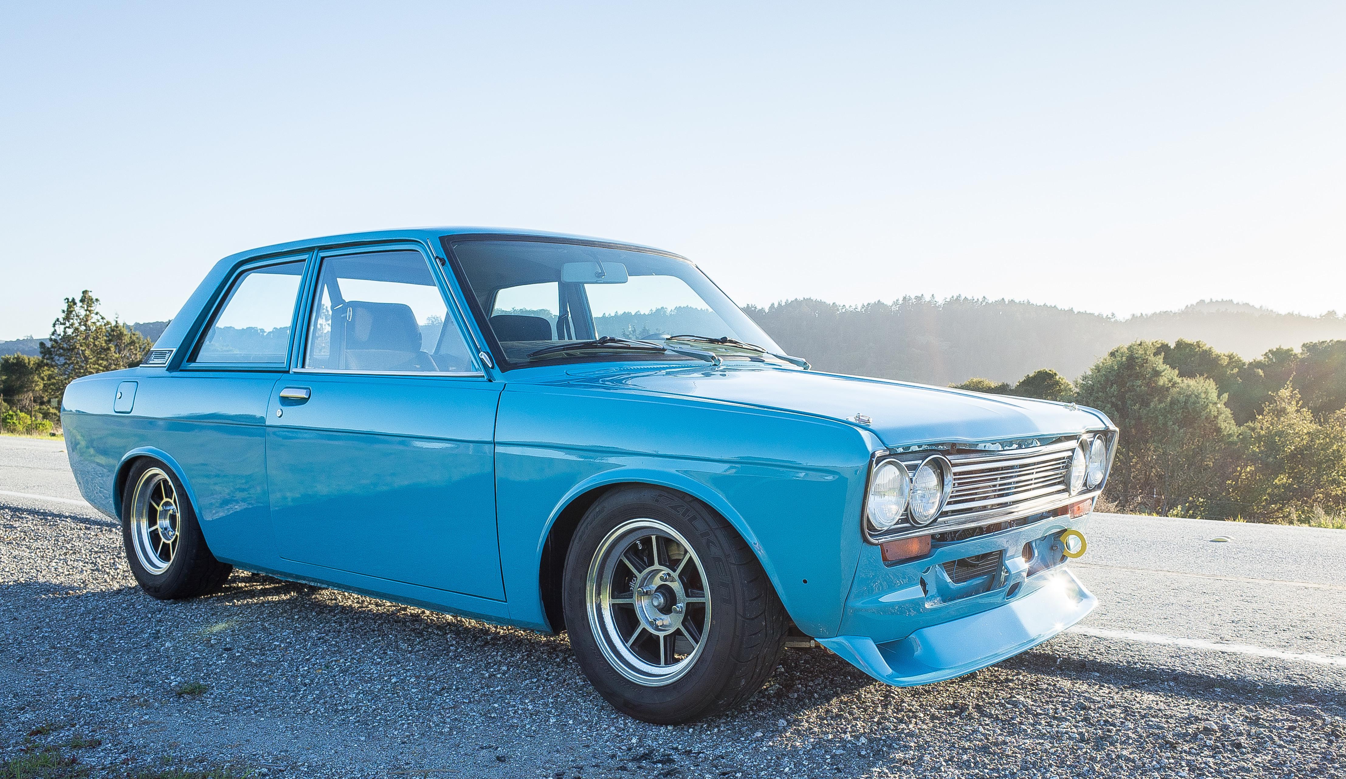 Z Car Blog dyno