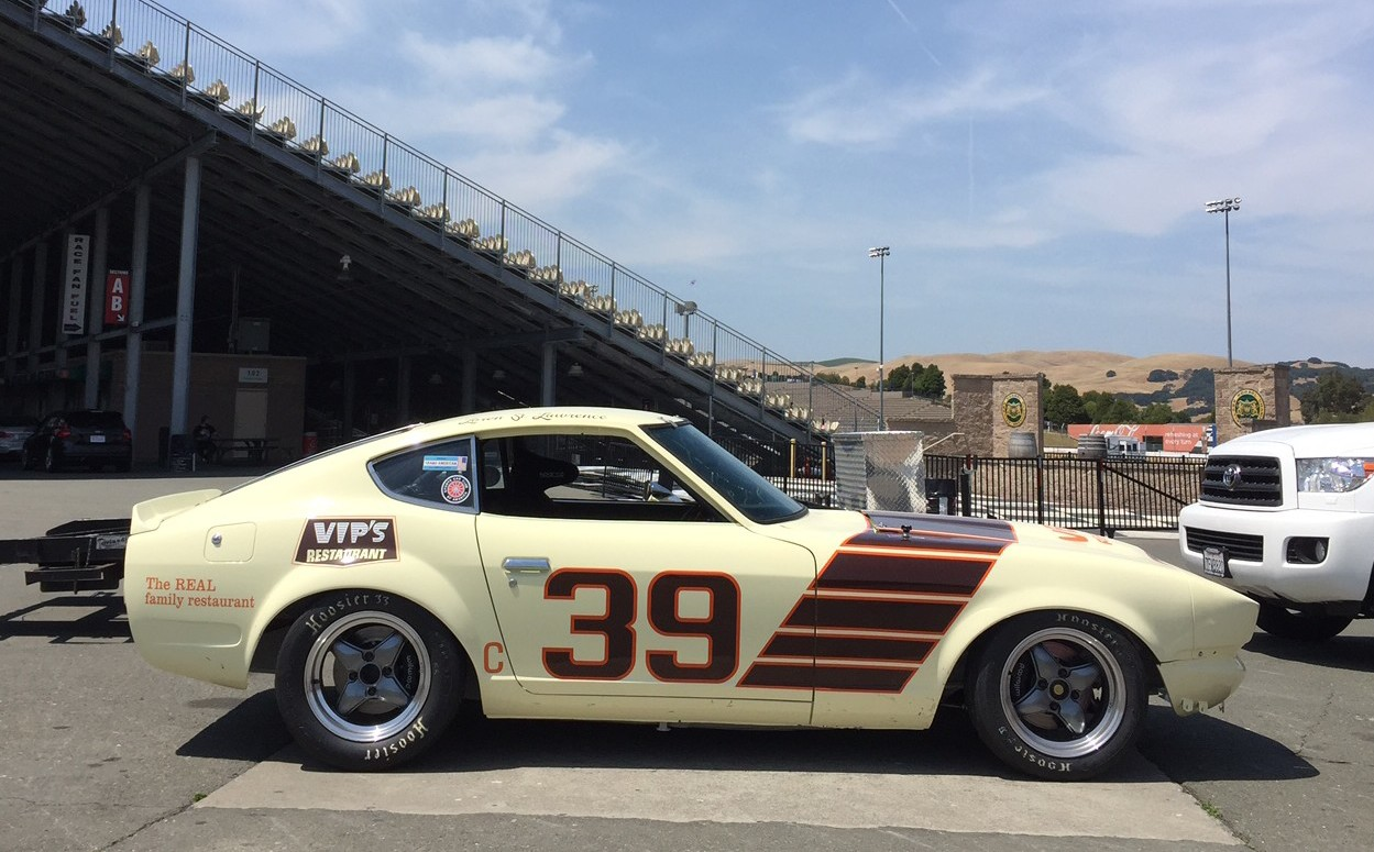 Z-Car Blog » Post Topic » Vintage Racing: Glenn\'s Datsun 240z