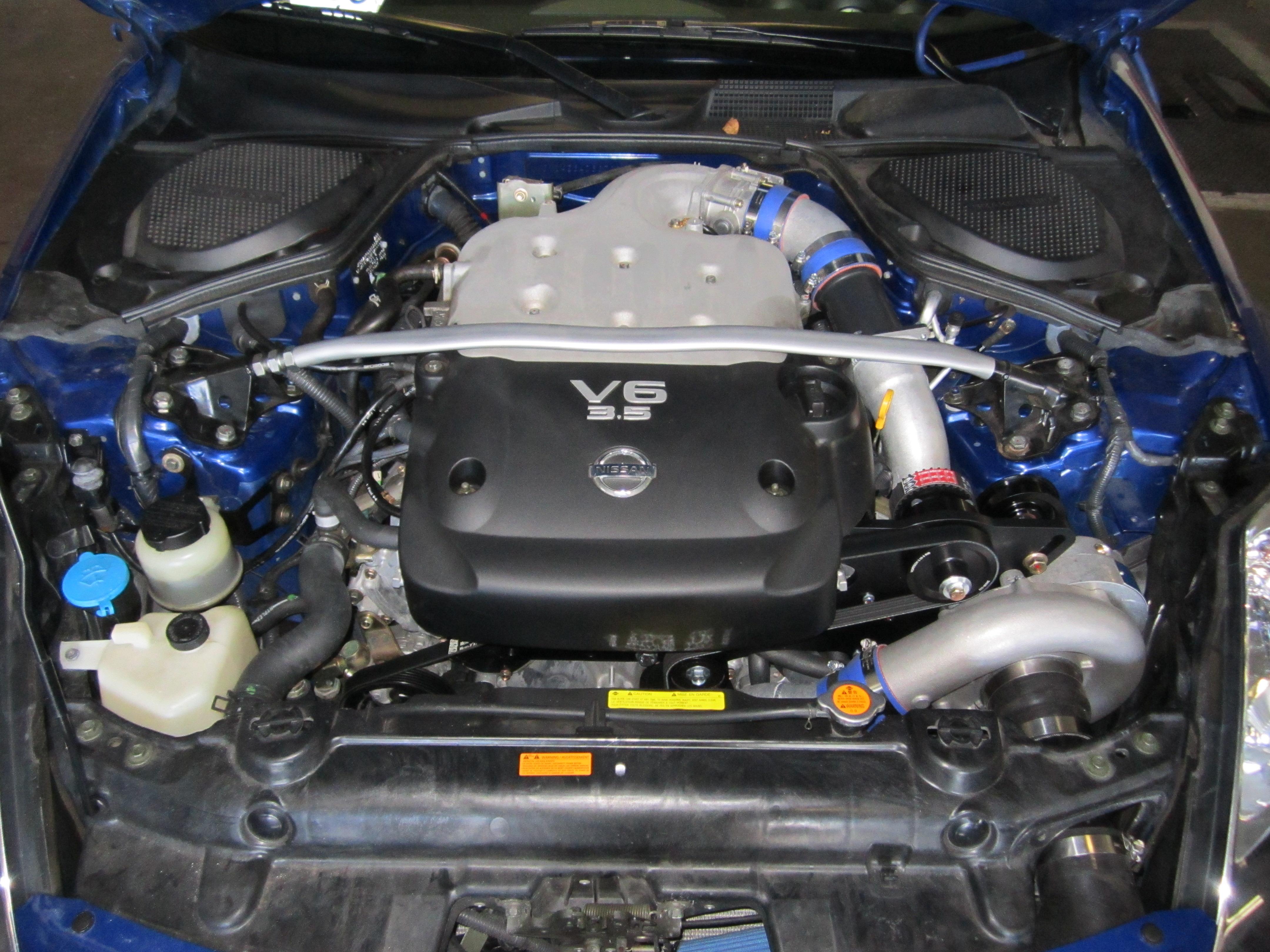 Z-Car Blog » Vortech