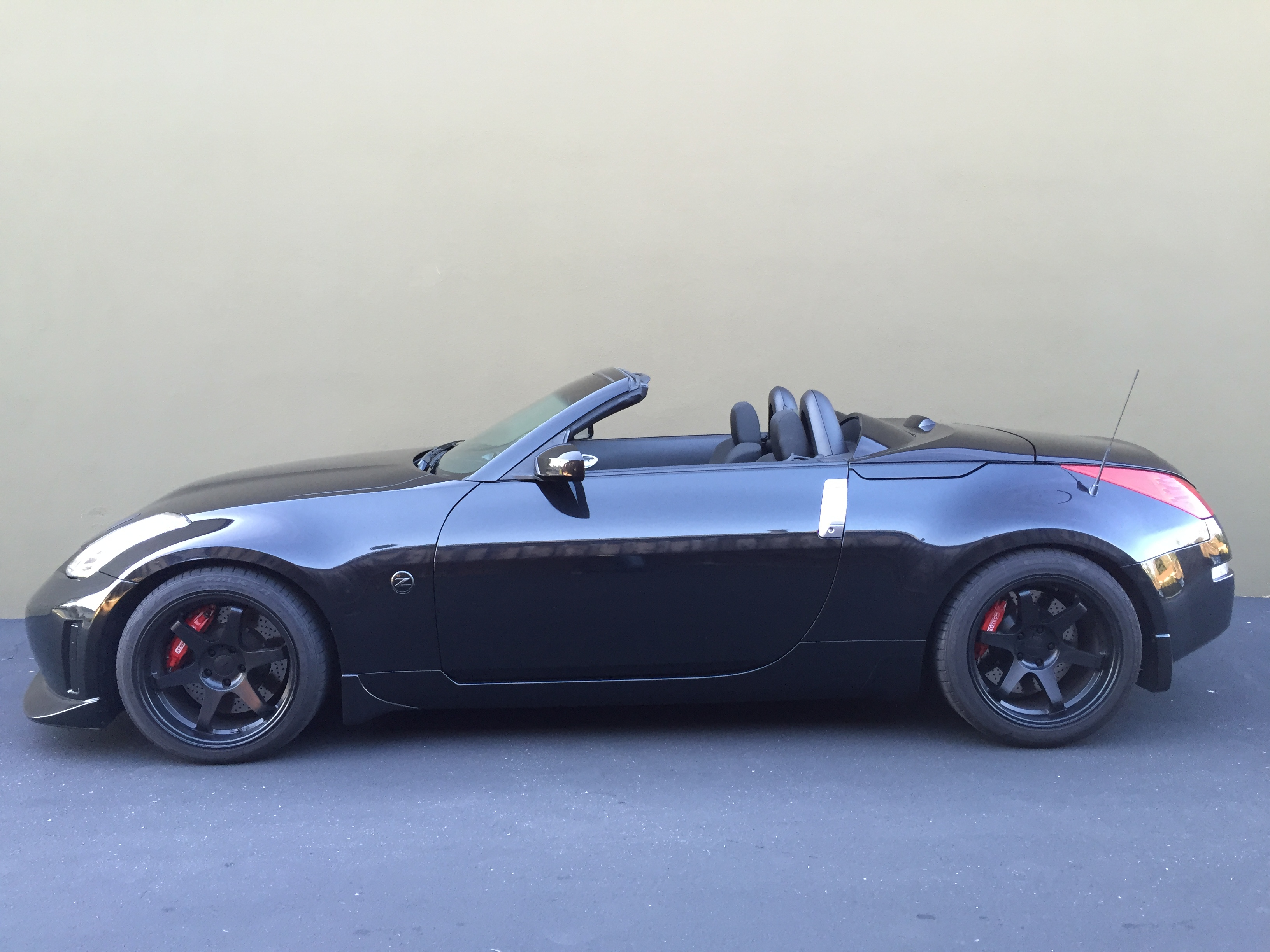 Z Car Blog 187 Post Topic 187 For Sale 2008 Nissan 350z Roadster
