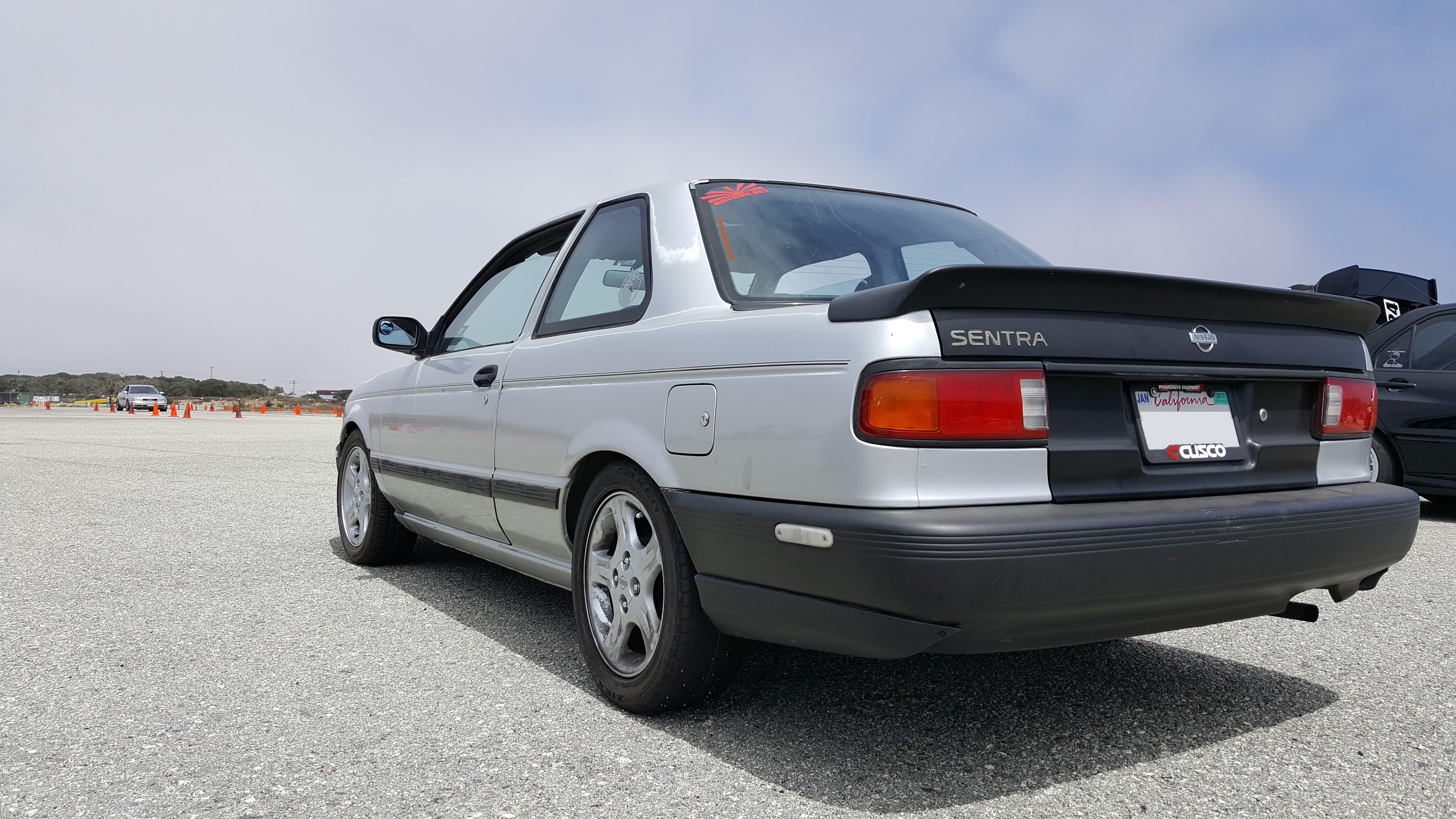 Z-Car Blog » Post Topic » The Underdog: Paul's Nissan Sentra