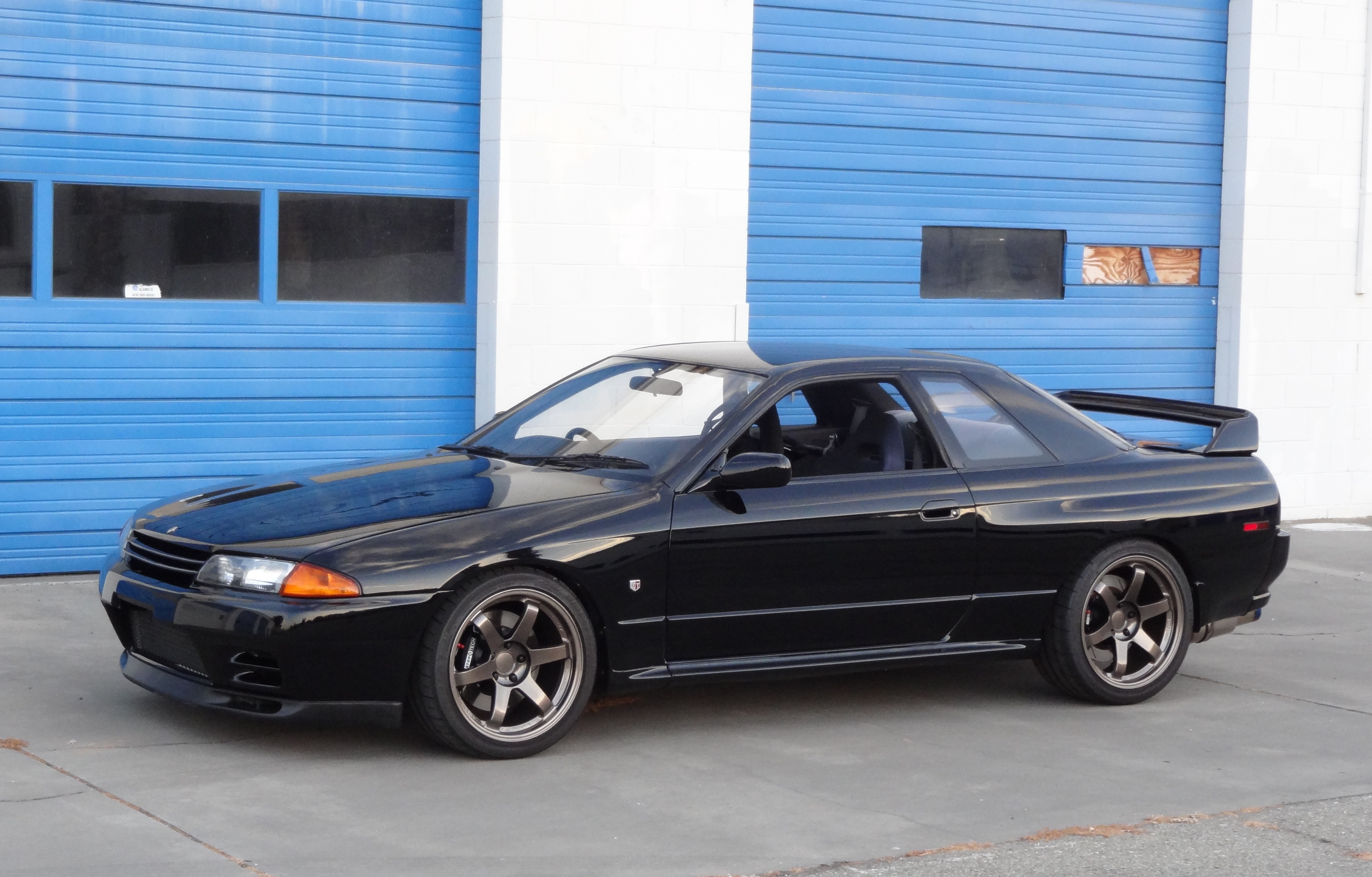 is a it sale for img how hard nissan to skyline gtr sell