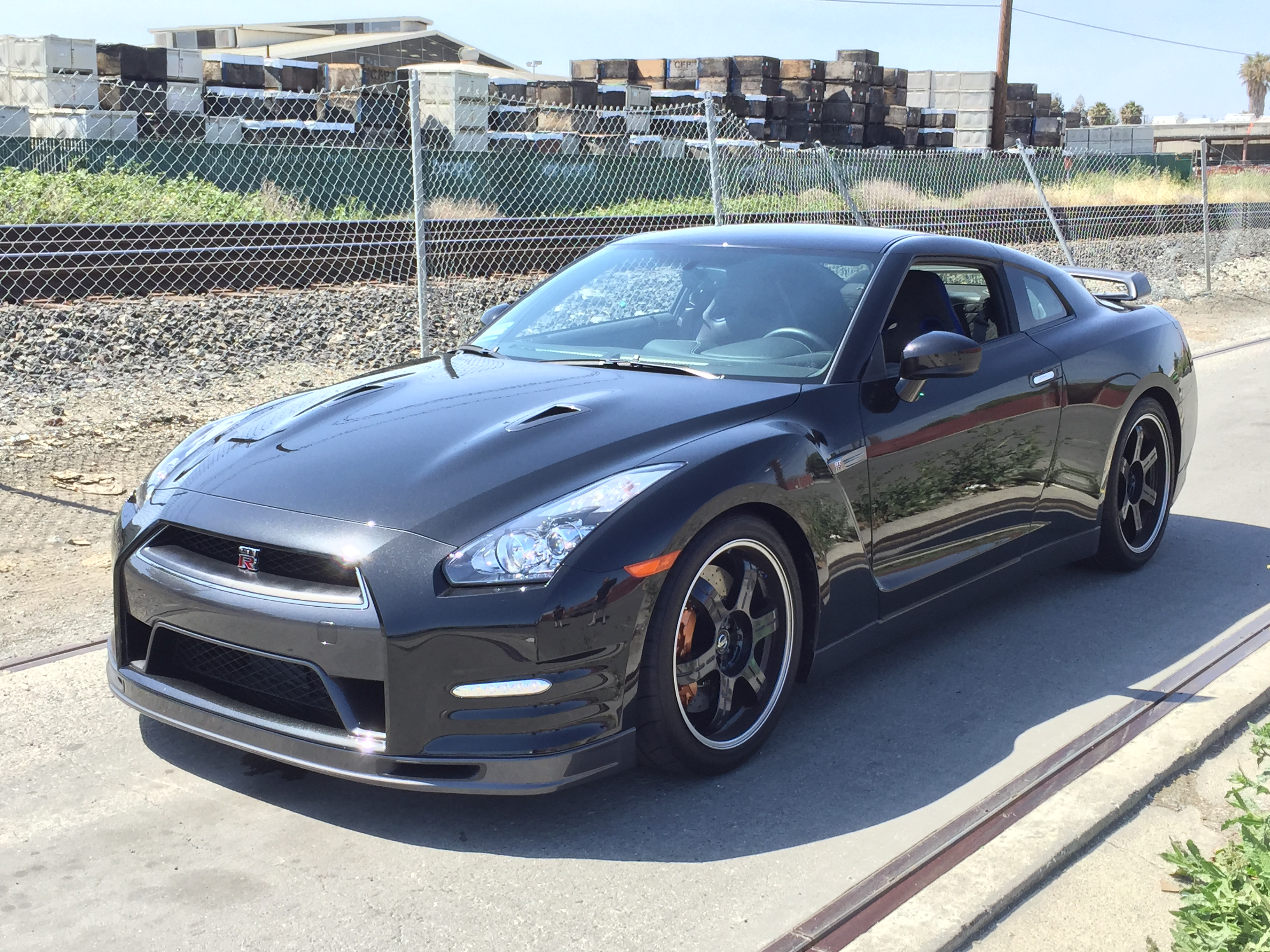 2014 Nissan GT R R35 Track Edition Mileage 1400 Miles Since Purchase 86000 OBO