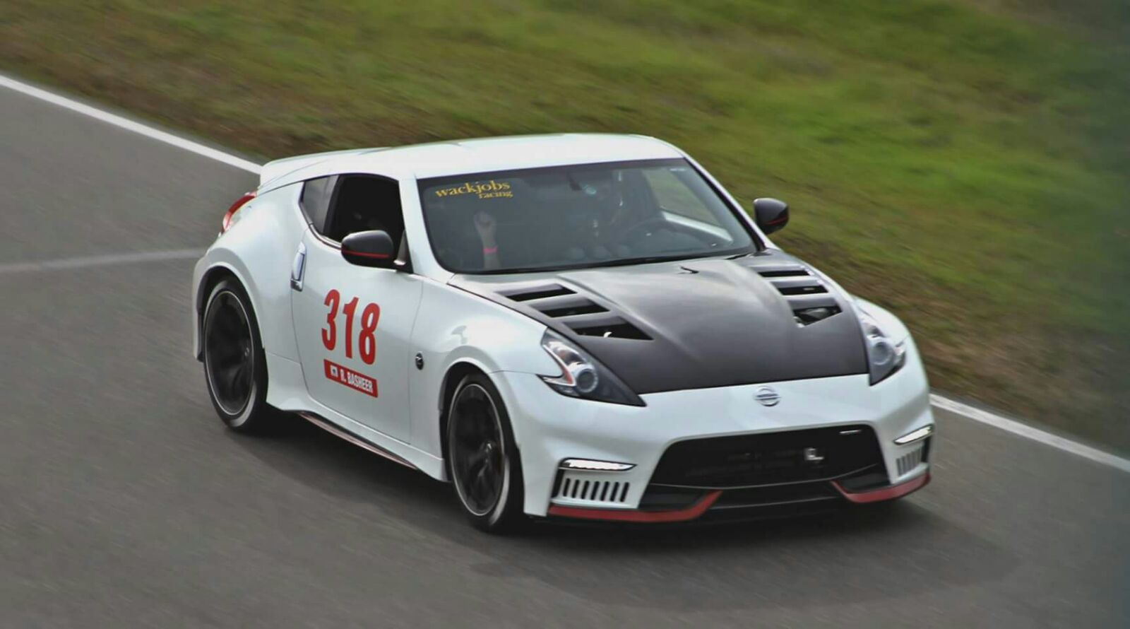 Z Car Blog Z34 370z Fuse Box Location Rasheed B Has Been Testing His 2015 Nismo At The Track Since Addition Of A Twin Turbo Kit Full Report Soon And Sent Us Few Pics From