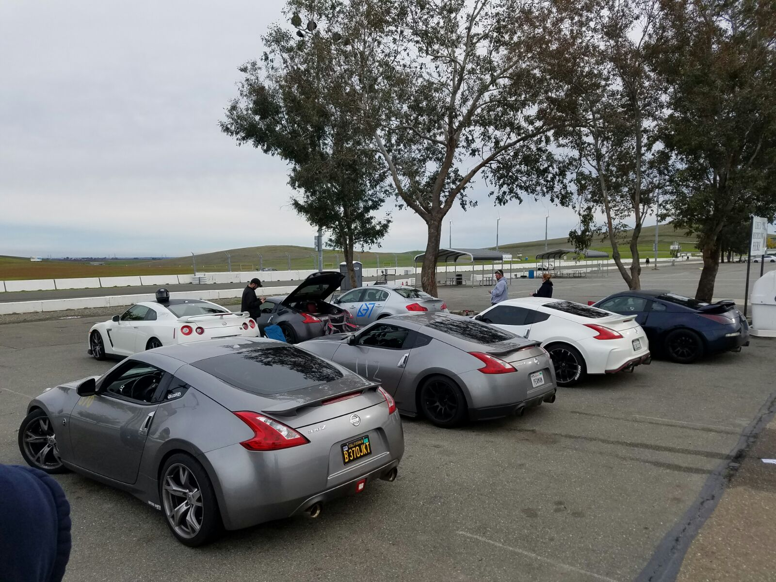 ZCar Blog Post Topic Z At Thunderhill - Really awesome cars