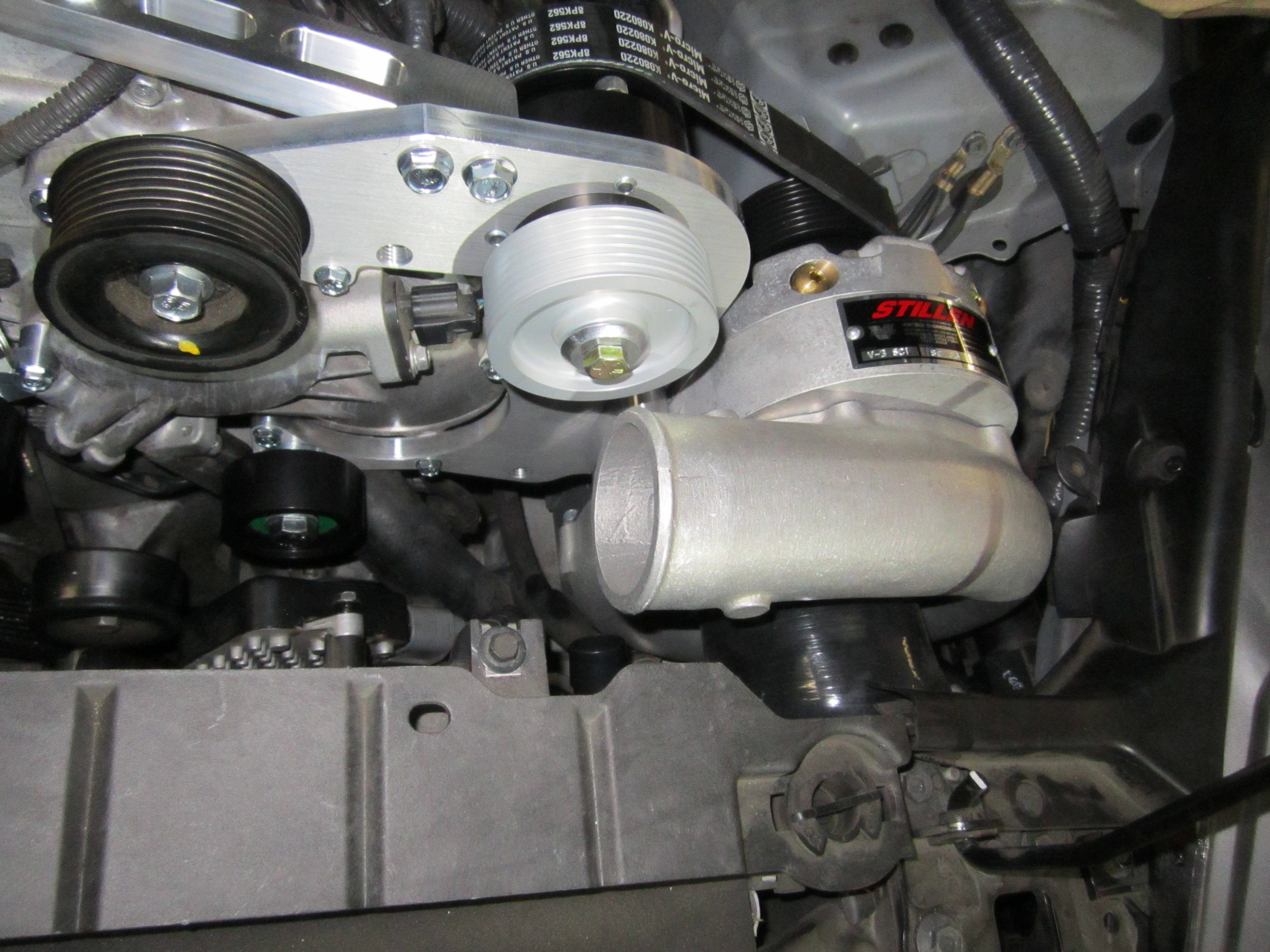 Z Car Blog Nissan 370z Engine Diagram As With Many Of Our Stillen S C Installations Miguel Also Received A Oil Cooler Gtr Plugs And An Change New Filter