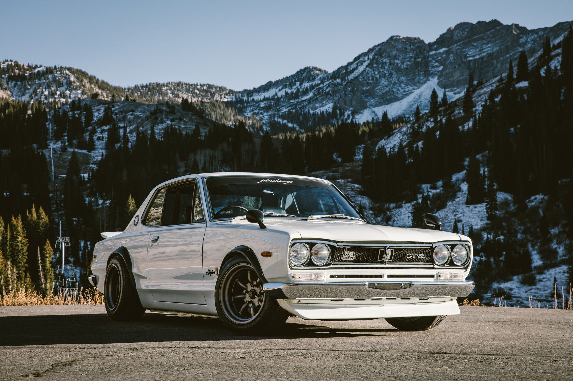 For Sale Nissan Skyline >> Z-Car Blog » Post Topic » MEDIA: OS Giken Hakosuka in Super Street Magazine