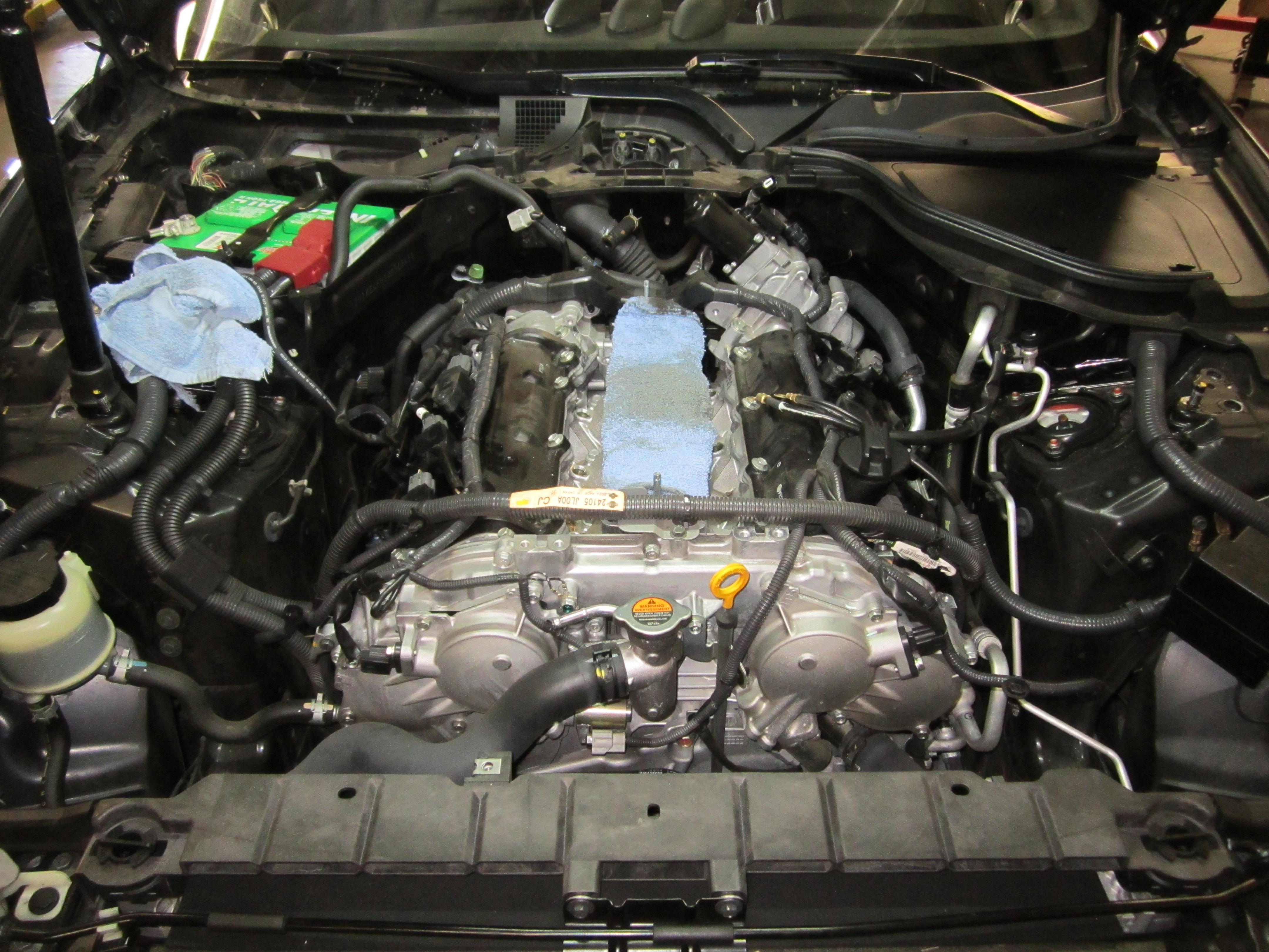 Z-Car Blog » Stillen