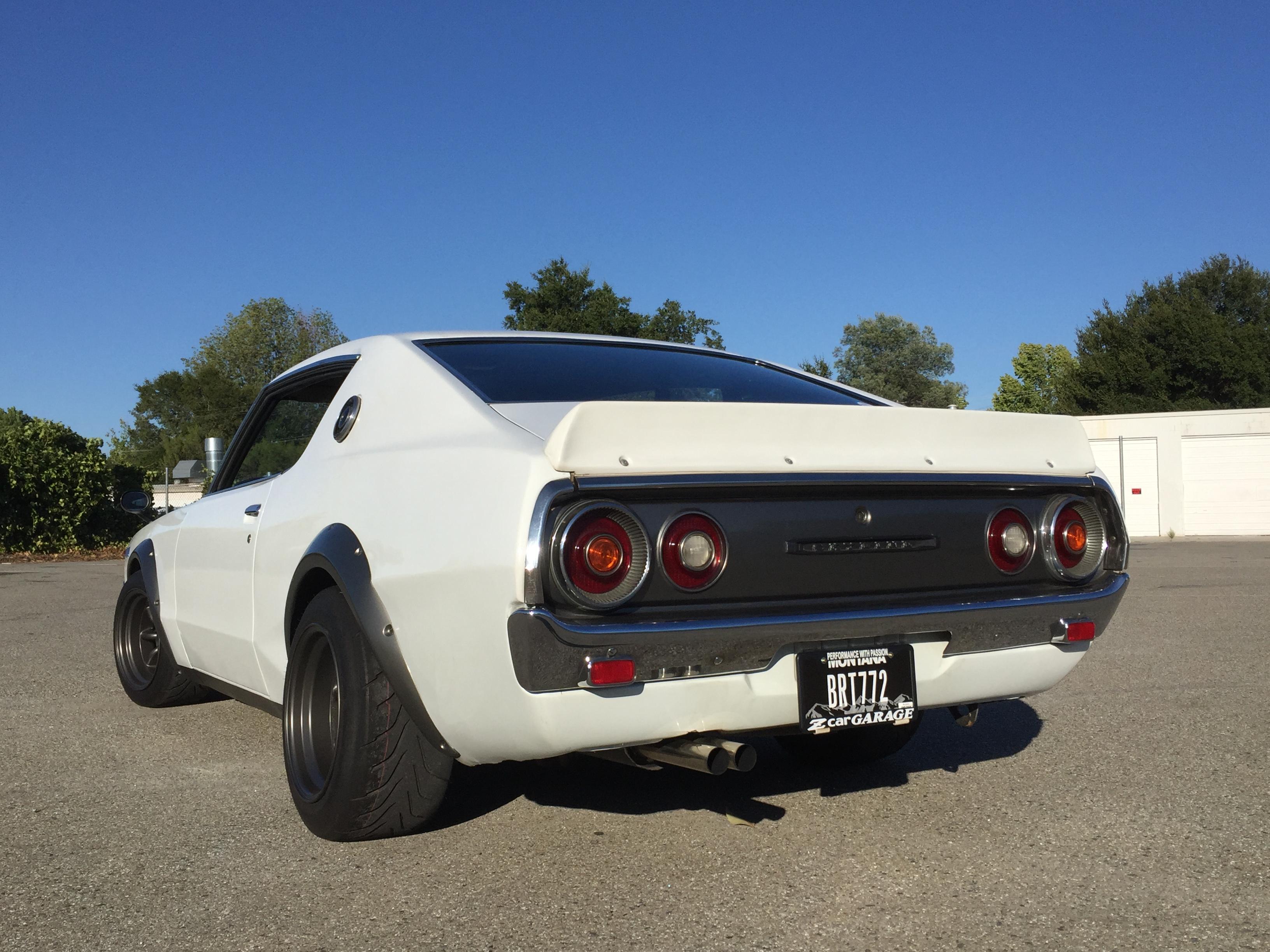 Z Car Blog Post Topic For Sale 1973 Nissan Kenmeri Skyline
