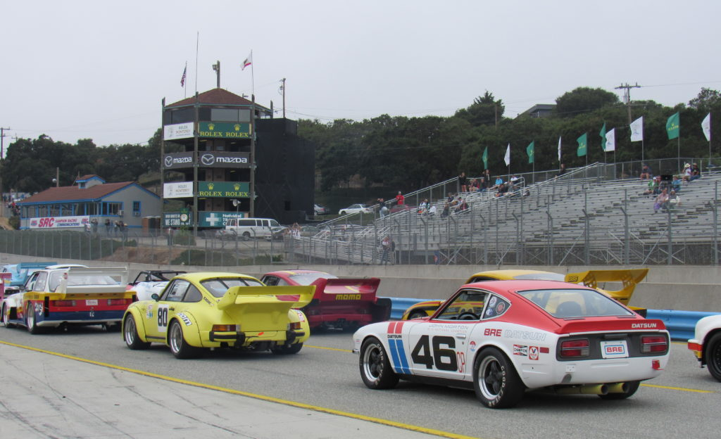 Z-Car Blog » Post Topic » EVENTS: 2017 Rolex Monterey Motorsports ...
