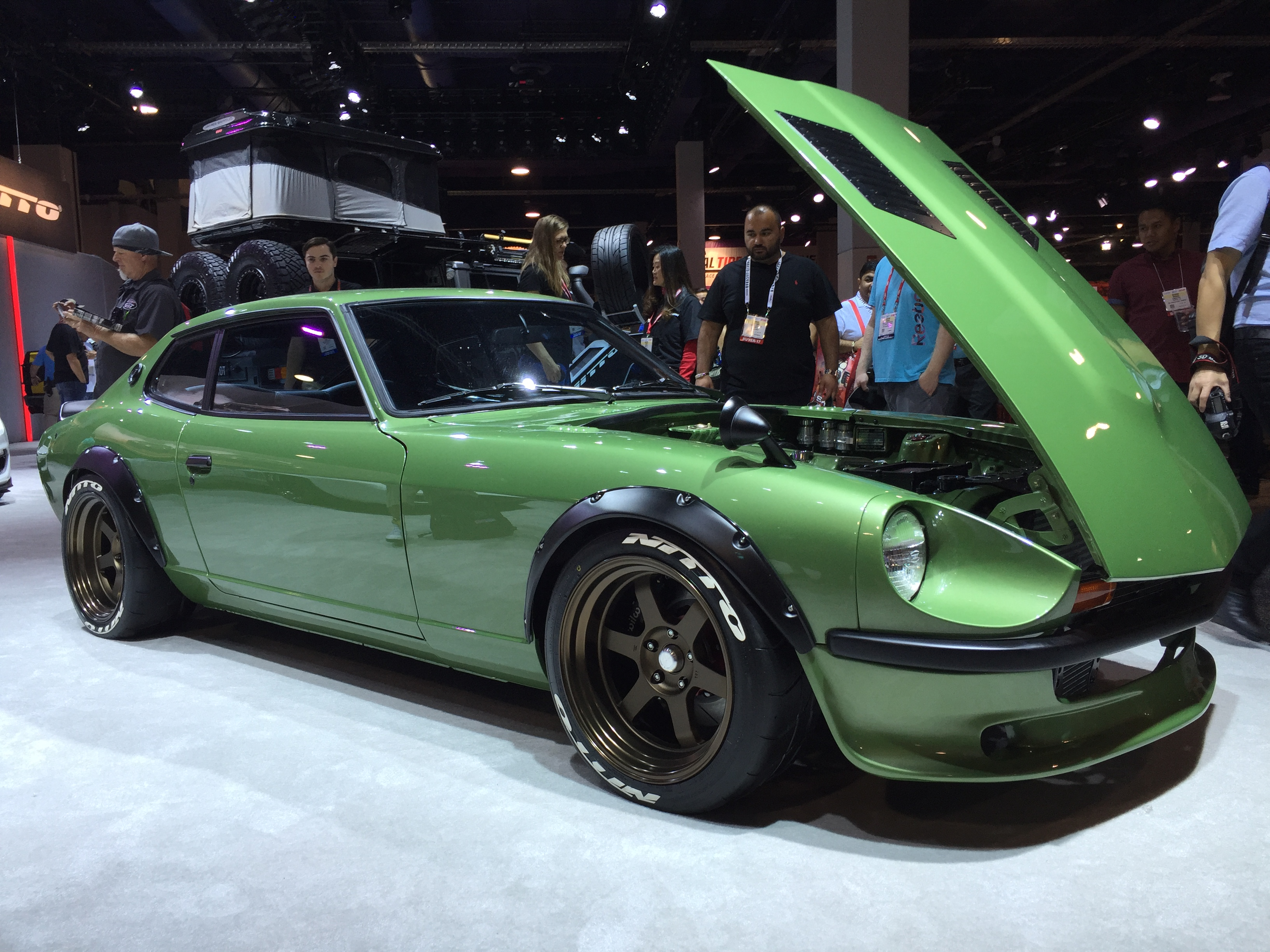 ZCar Blog November - Gas monkey car show