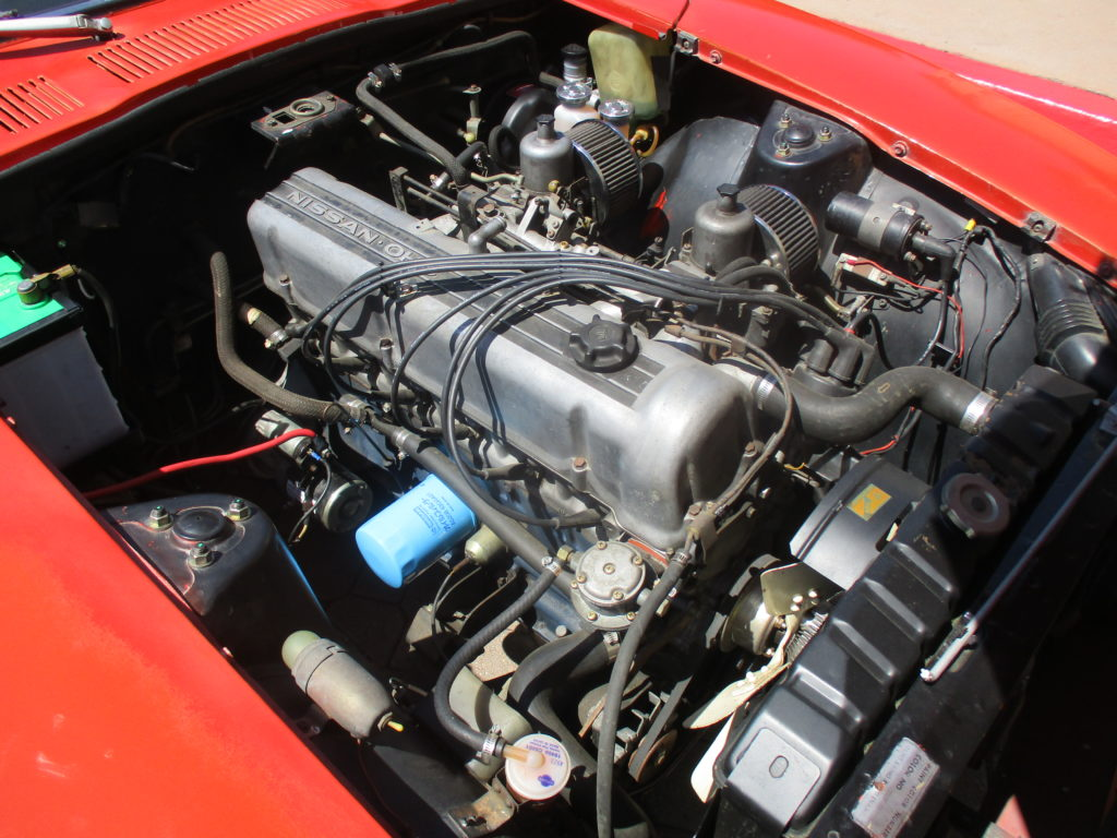 Z Car Blog 280z Fuel Filter The 28l Engine Received A 5 Speed Transmission With New Clutch Flywheel
